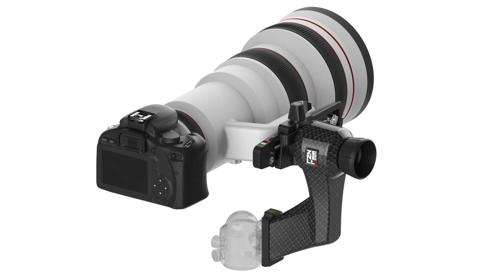 Zenelli Gimbal Carbon ZS