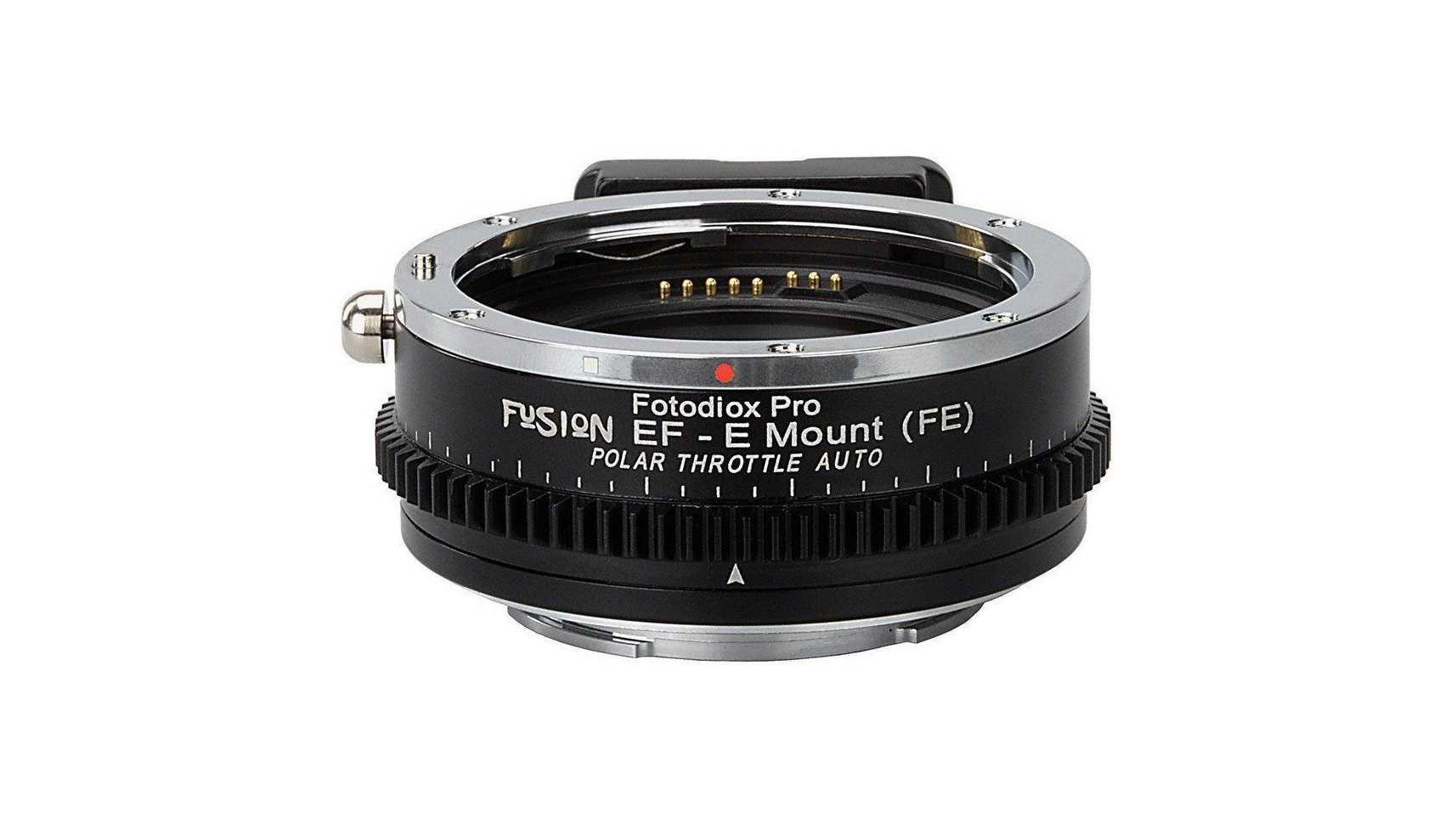Fotodiox zeigt Objektiv-Adapter für Sonys E-Bajonett