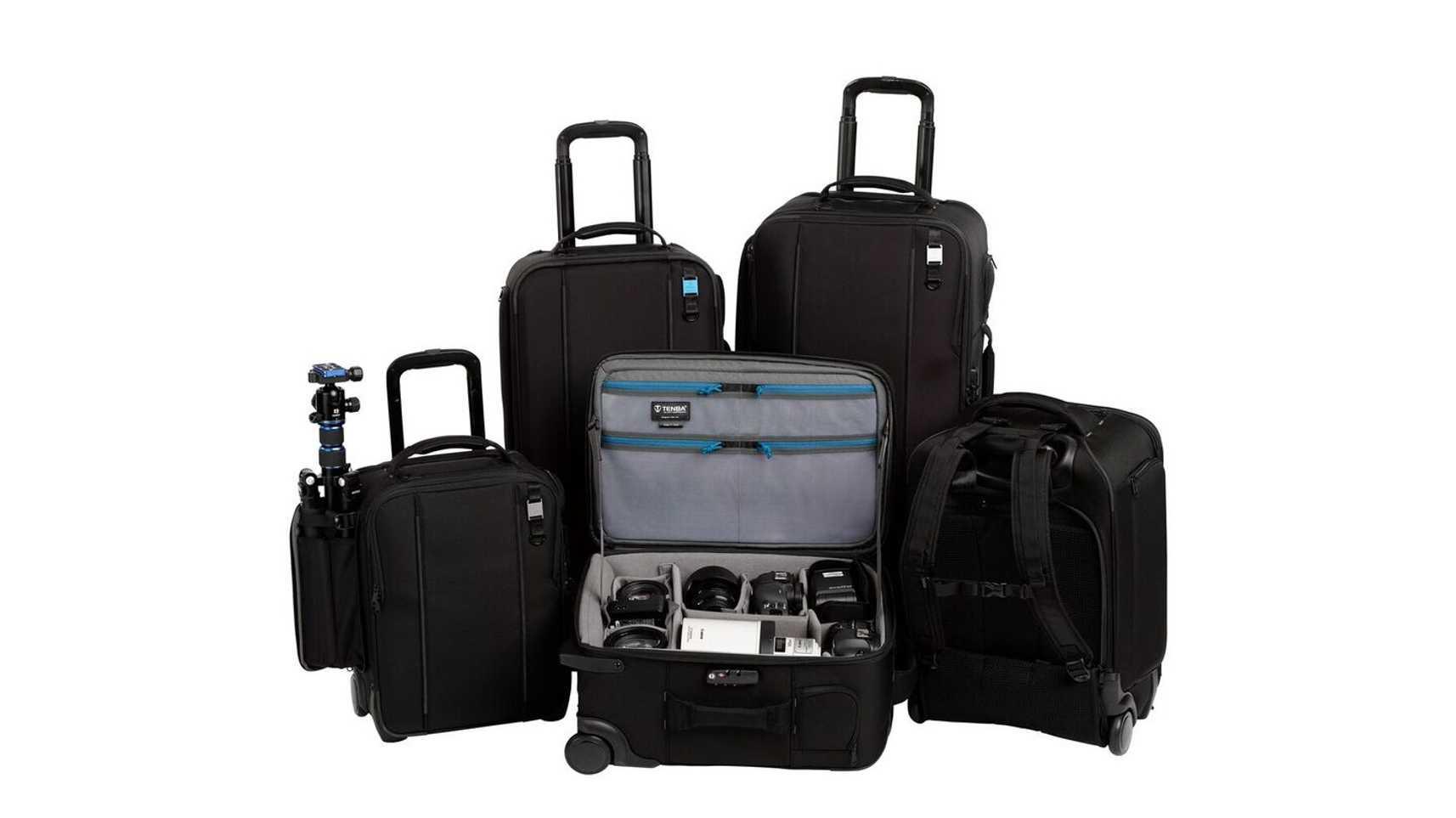 Tenba Roadies: Roller für Kamerausrüstungen