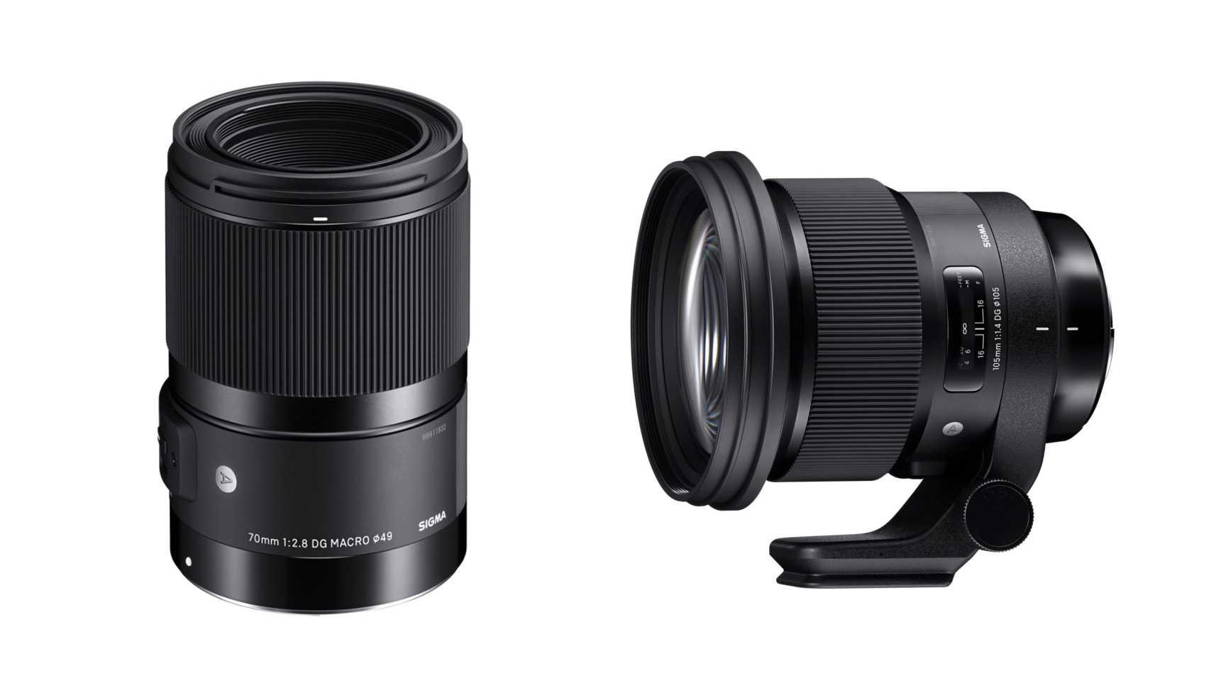 Sigma kündigt Objektive der Art-Serie auch für Sony E-Mount an