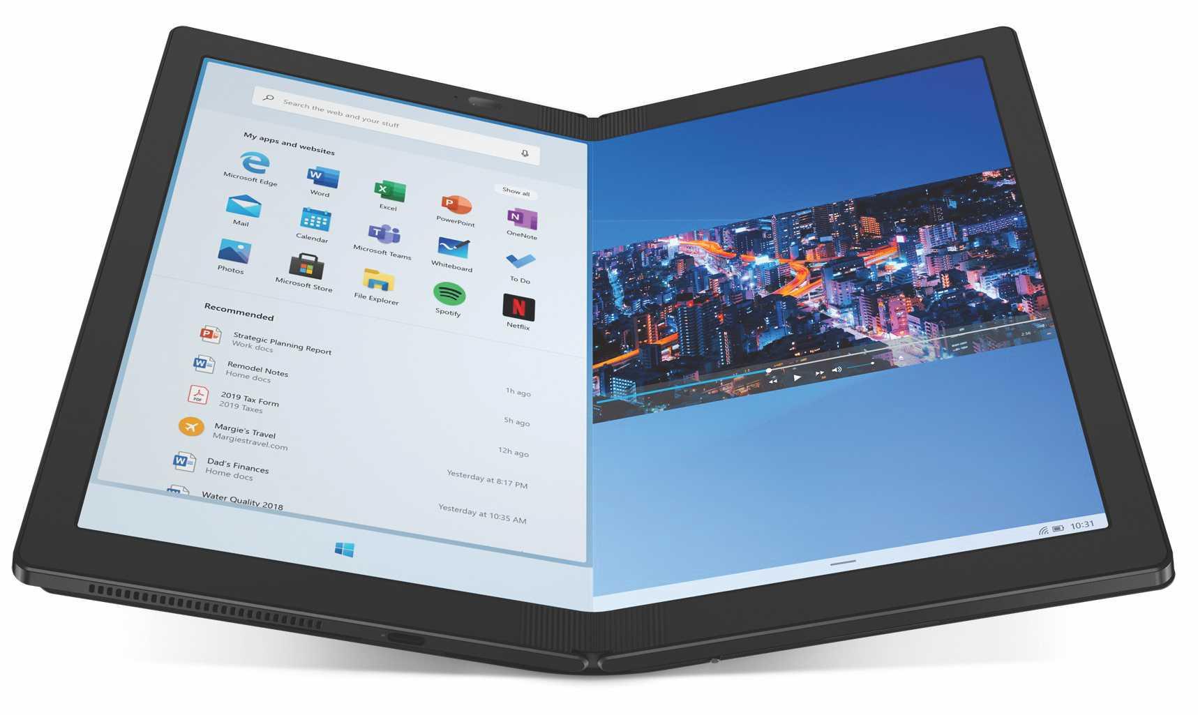 Samsungs Galaxy Chromebook glänzt mit 4K-OLED-Display.
