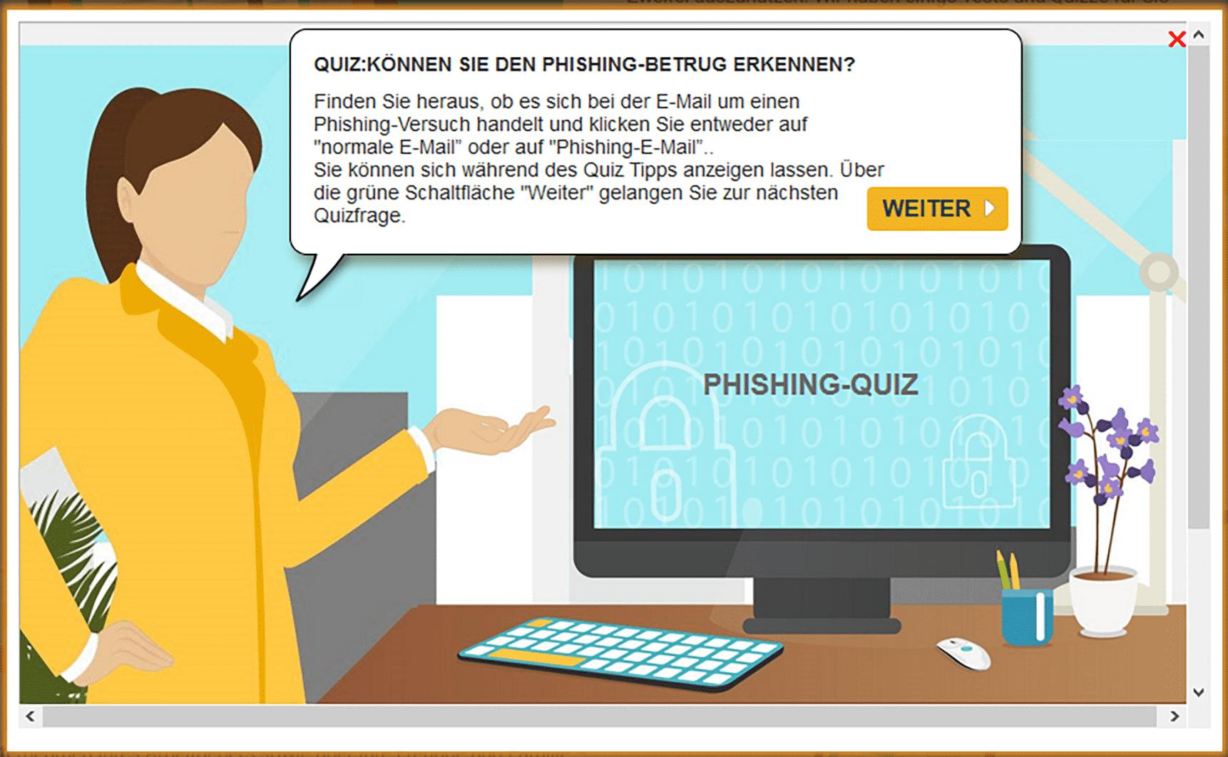 Web-Tipps: Faires Wirtschaften und Übungen gegen Phishing