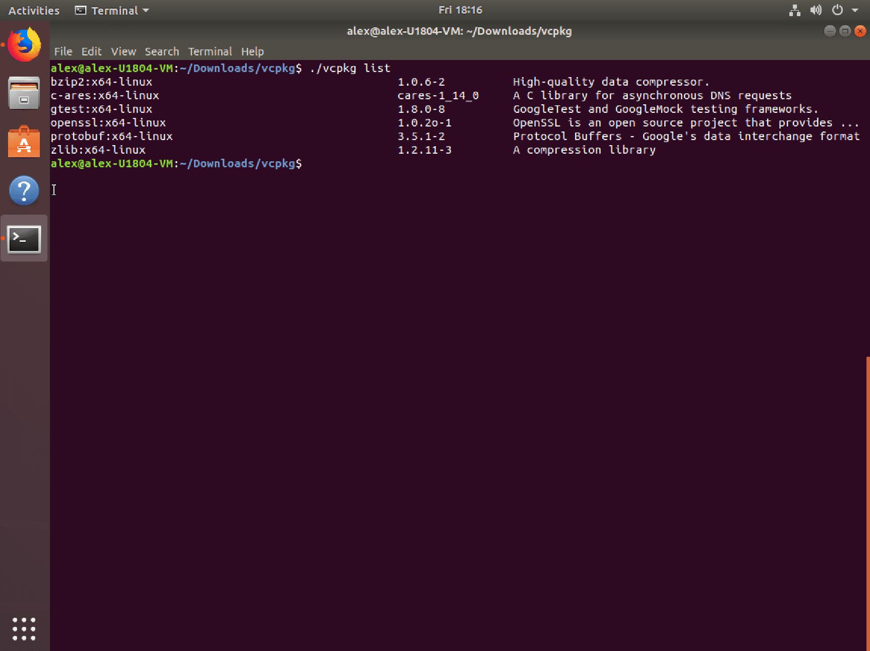 Entwickler können den Open-Source Paket-Manager vcpgk nun auch auf Linux-Systemen verwenden. (Bild: Microsoft)