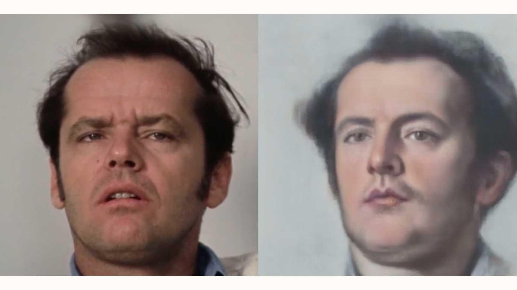 AI Portraits verwandelt Selfies in Kunstwerke