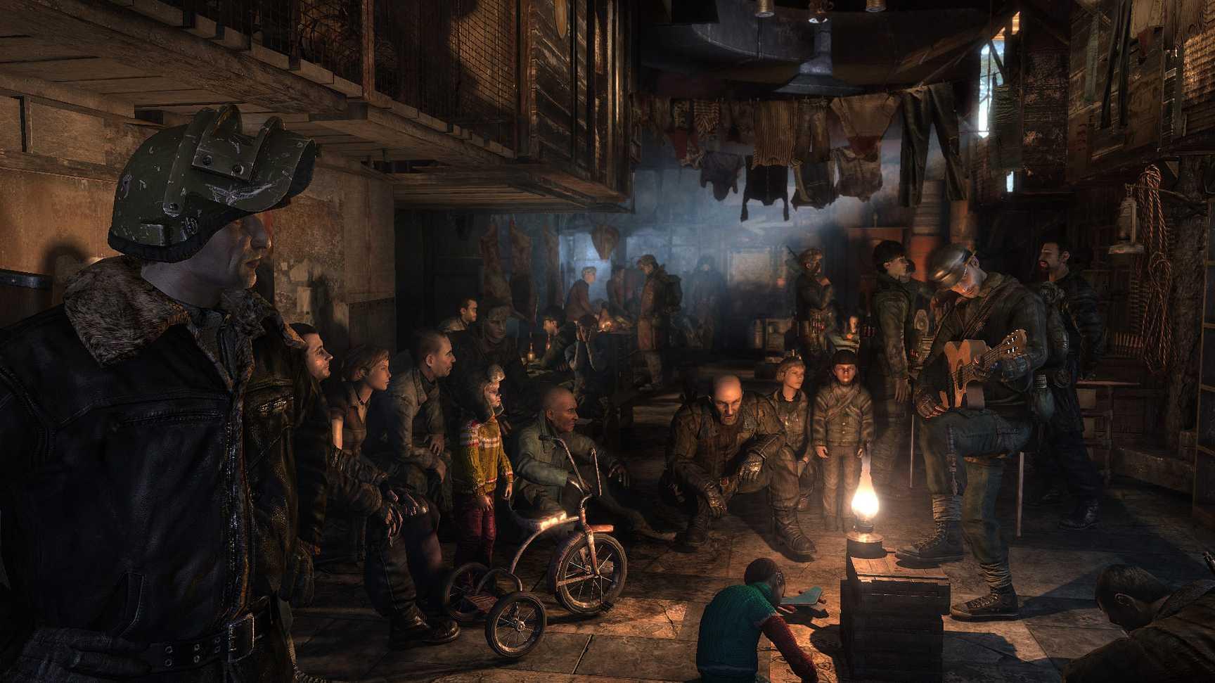 Metro 2033 ist heute kostenlos bei Steam