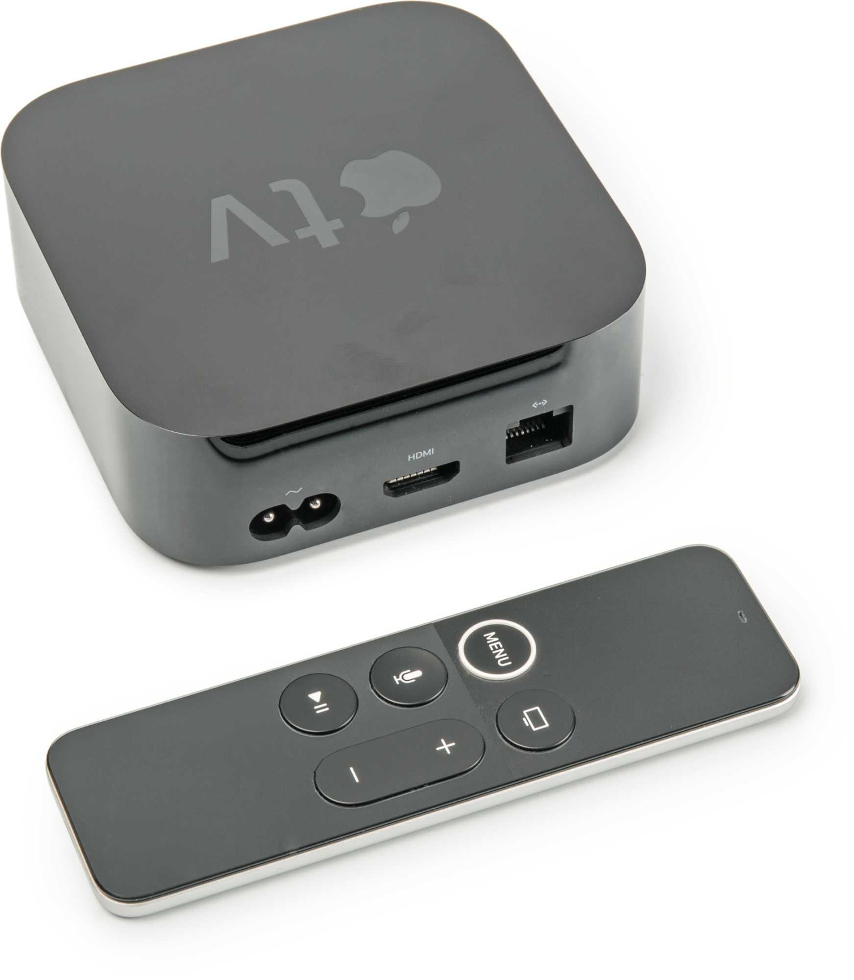 Das Apple TV 4K ist nicht das einzige Gerät, über den sich Apple TV+ anschauen lässt, aber momentan der einzige Medienplayer, der dabei Dolby Vision und Dolby Atmos ausgeben kann.