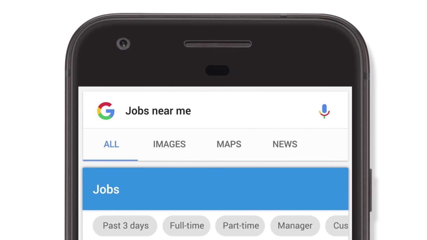 Google-Jobsuche kommt nach Deutschland