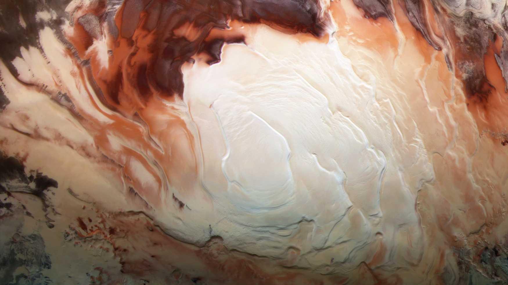 Noch mehr Wasser im Mars