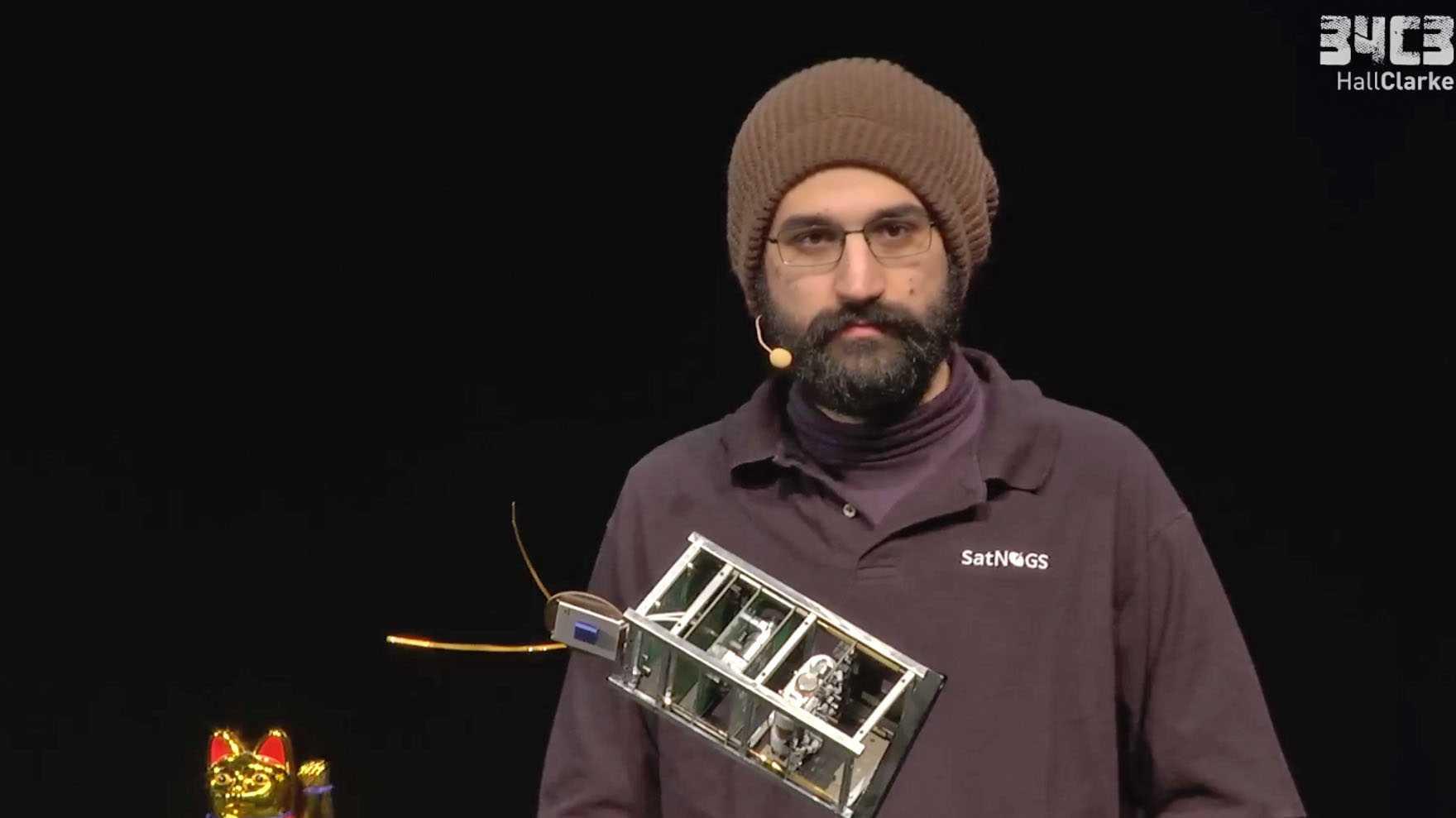 34C3: Hacker schicken ersten Open-Source-Satelliten Marke Eigenbau ins All
