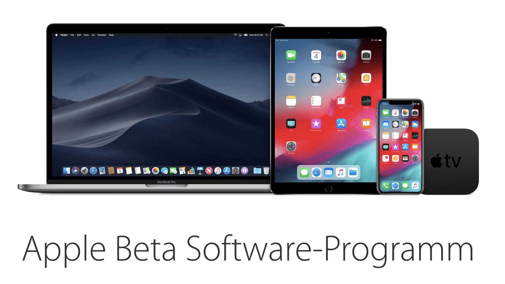 4 Millionen Nutzer testen Apples kommende Betriebssysteme