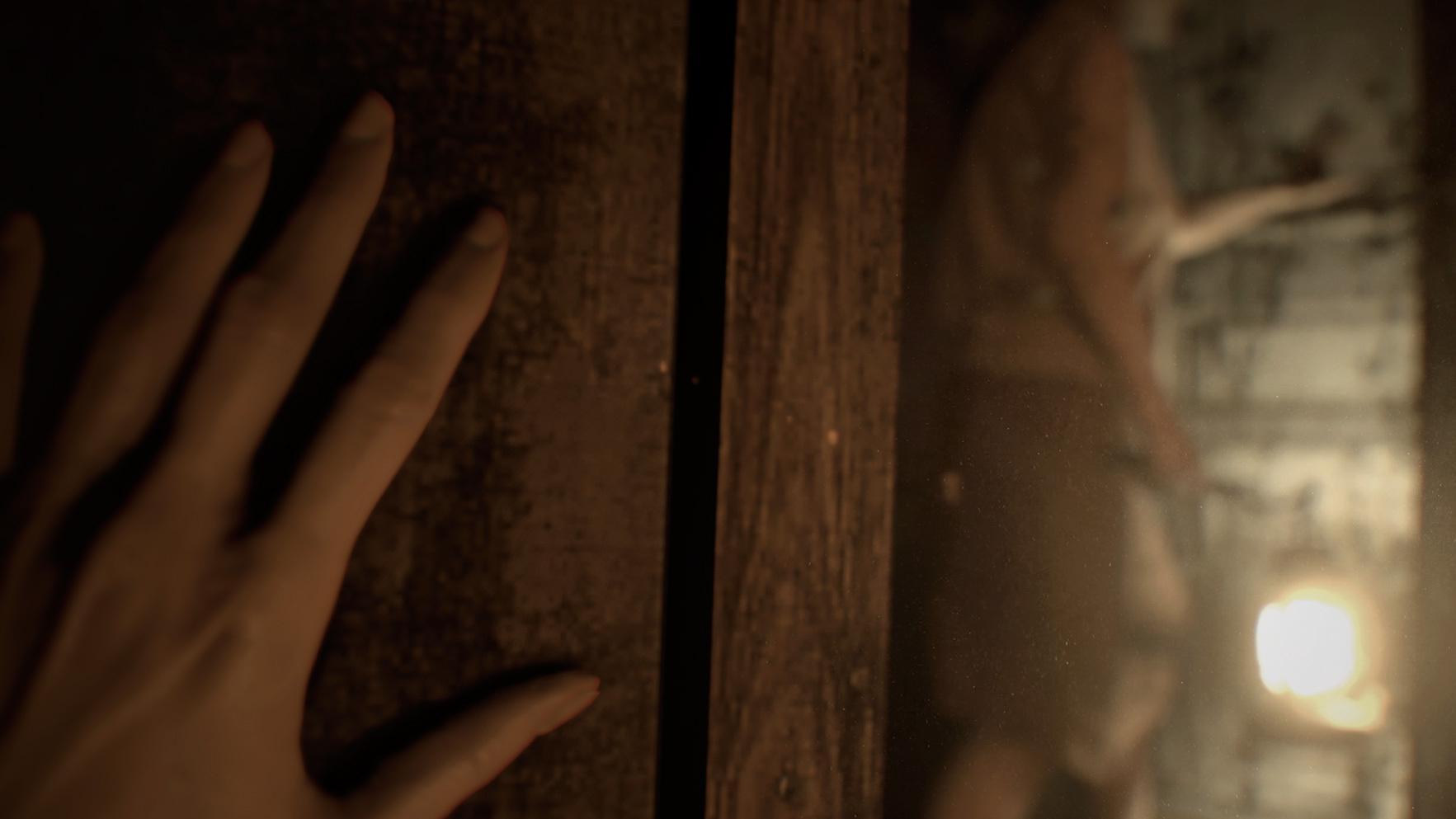 Mitunter setzt der Spieler in Resident Evil 7 auch Waffen ein, doch zumeist flieht er vor den irren Bewohnern, die ihn im Anwesen auflauern.