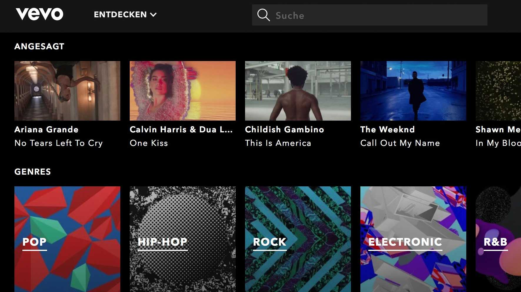 Musikvideo-Dienst Vevo stellt eigene Plattform ein