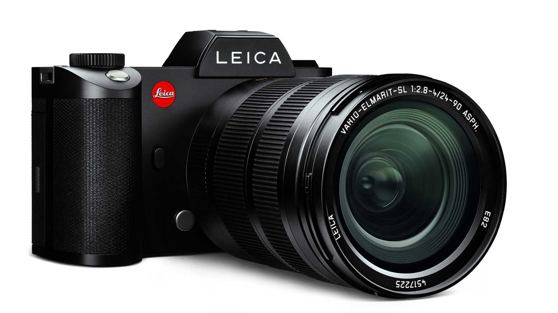 Firmware-Update für Leica SL