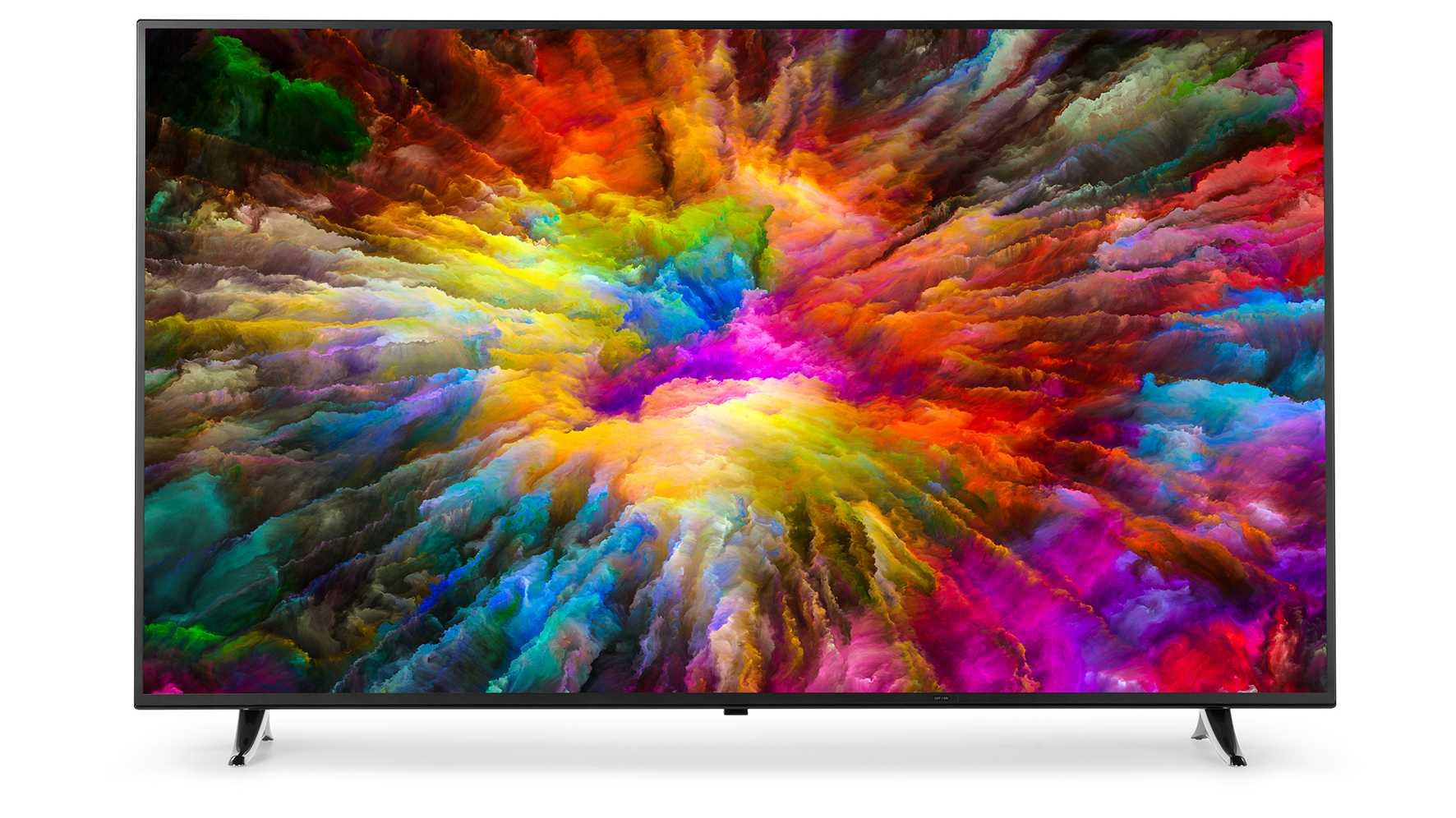 Medion X16527: 4k-Fernseher bei Aldi für 800 Euro