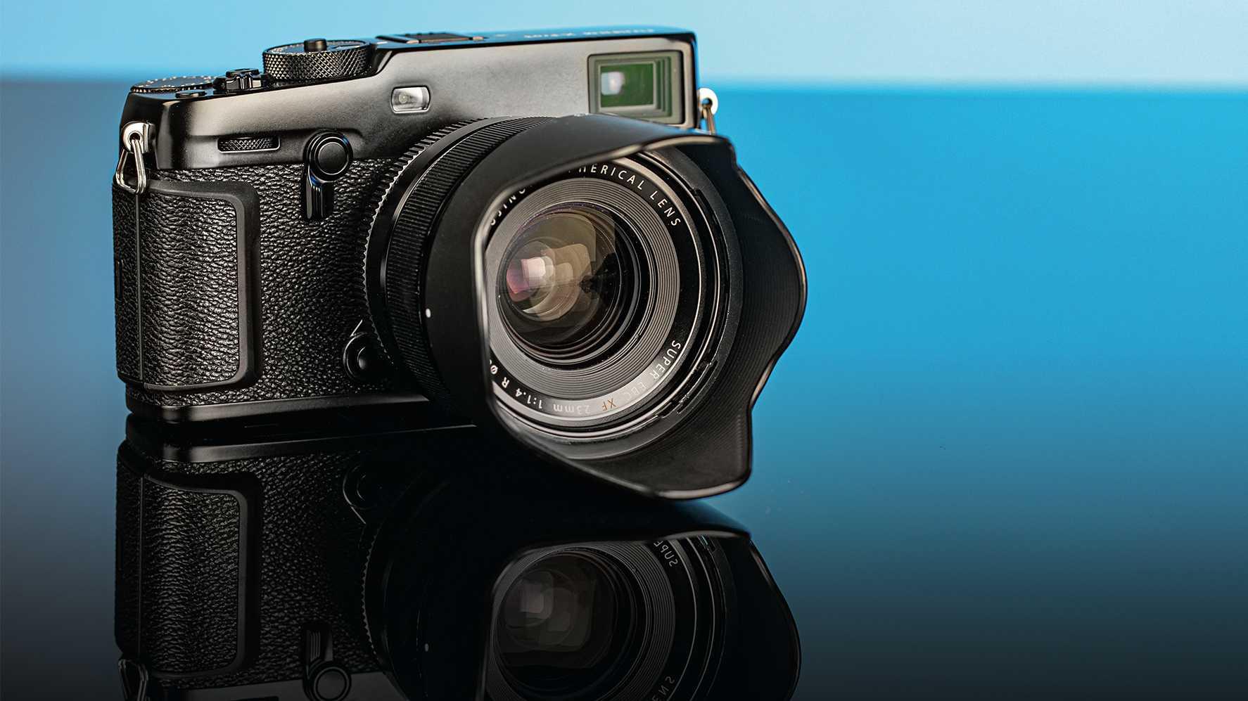 Eigenwillig oder eigenartig? Spiegellose Systemkamera Fujifilm X-Pro3 im Test