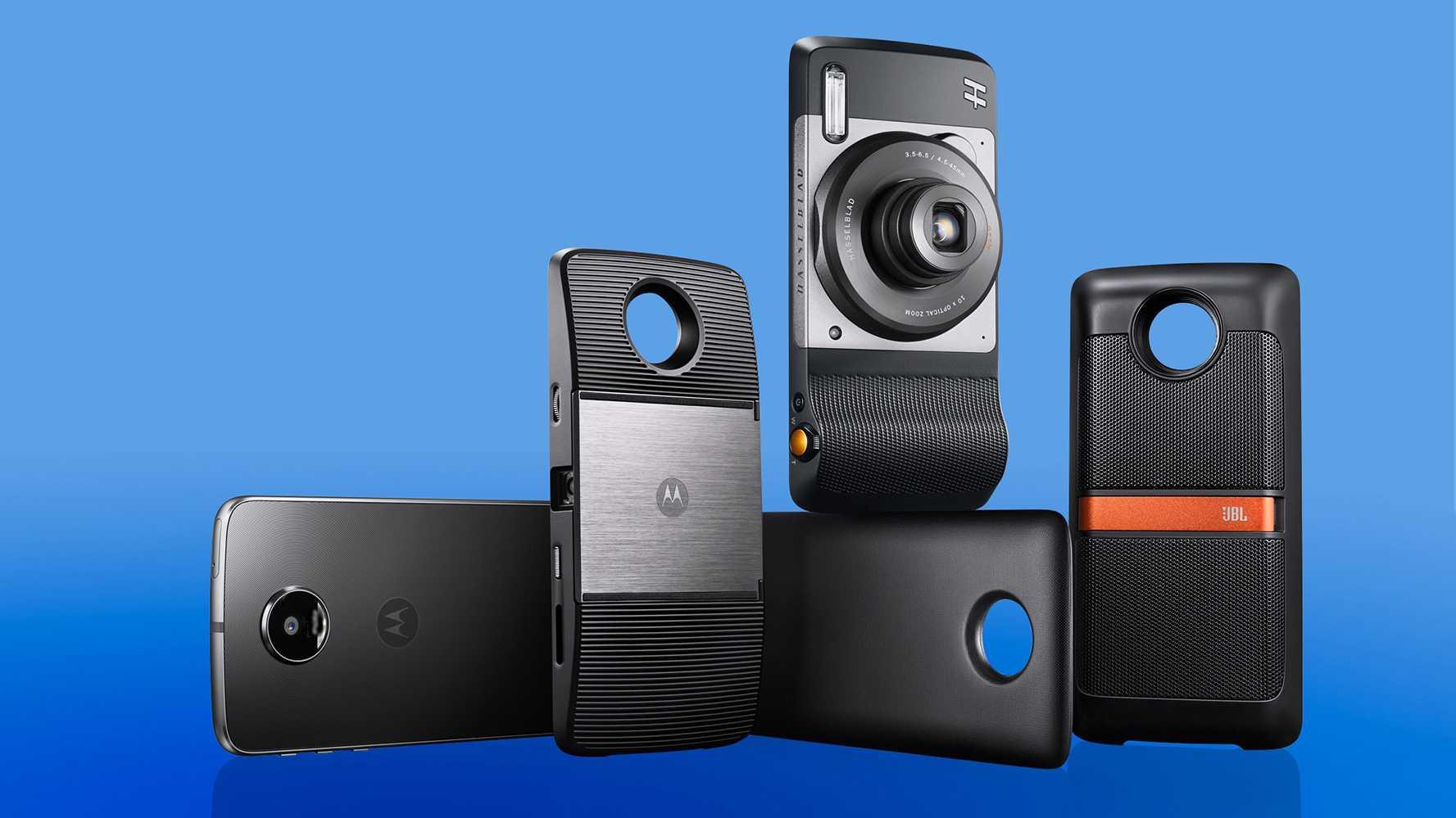 Crowdfunding: Lenovo will Entwicklung neuer Moto Mods fördern