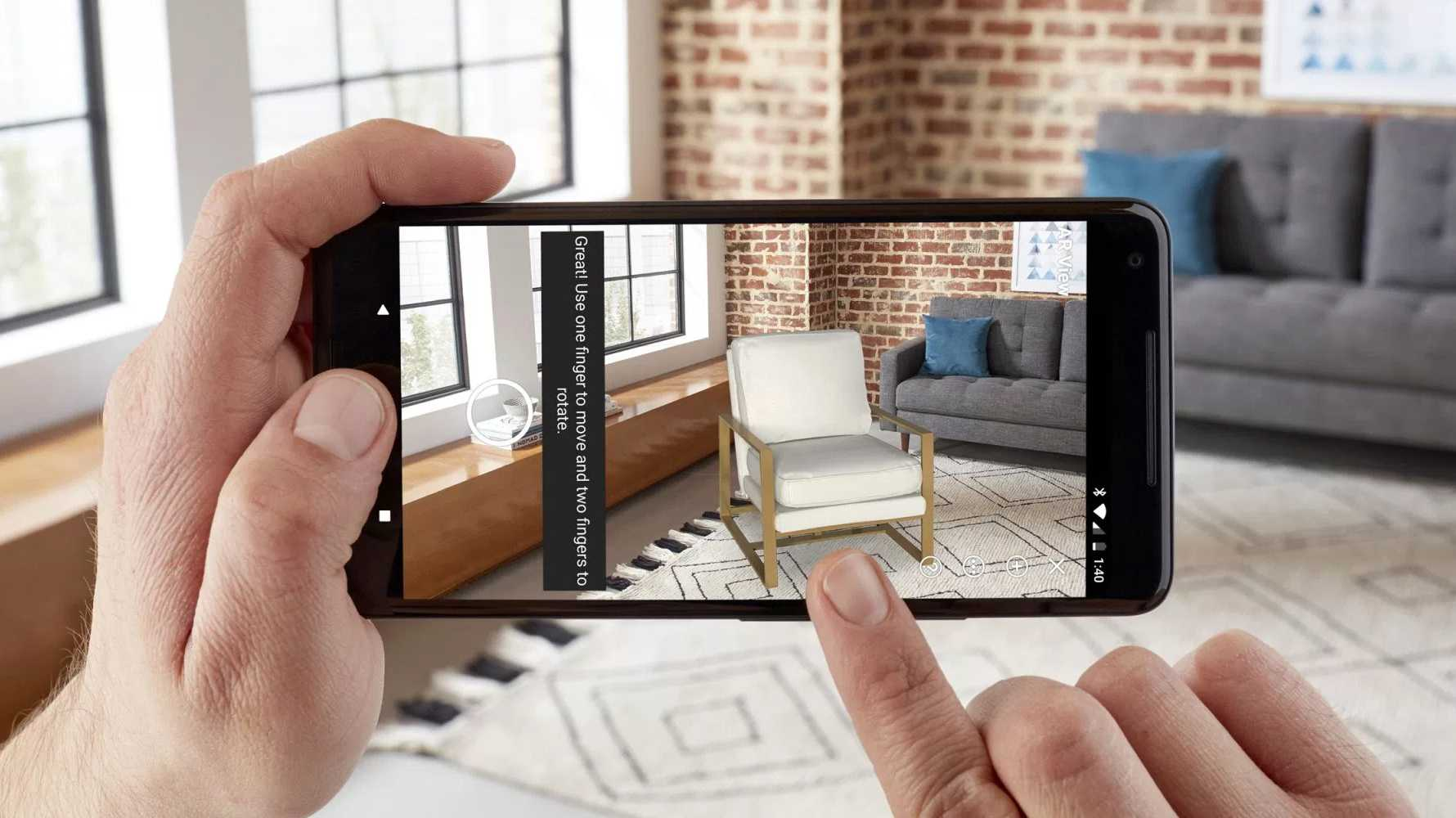 Augmented Reality: ARCore-Support für Samsung Galaxy S9 und Huawei P20