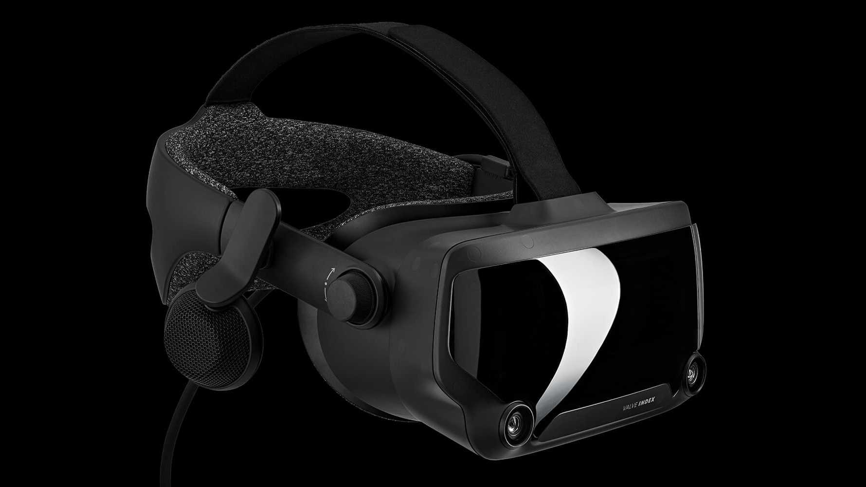 1000-Euro-VR-Headset Valve Index: Brille Hausmannskost, Controller konkurrenzlos