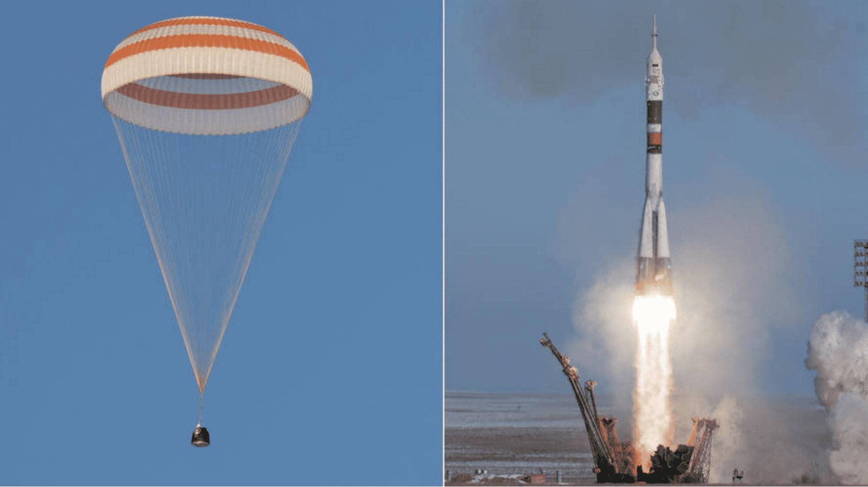 Im Live-Stream: ISS-Astronauten kehren zur Erde zurück