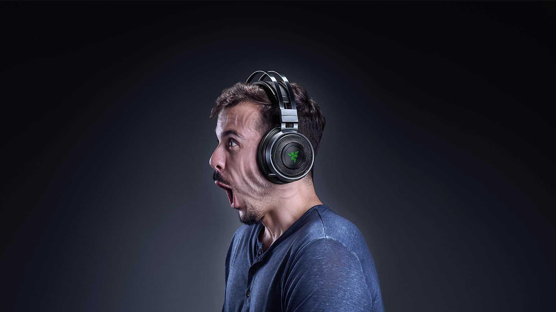 Hypersense: Razer lässt Maus, Kopfhörer und Stuhl im Takt zum Spiel vibrieren