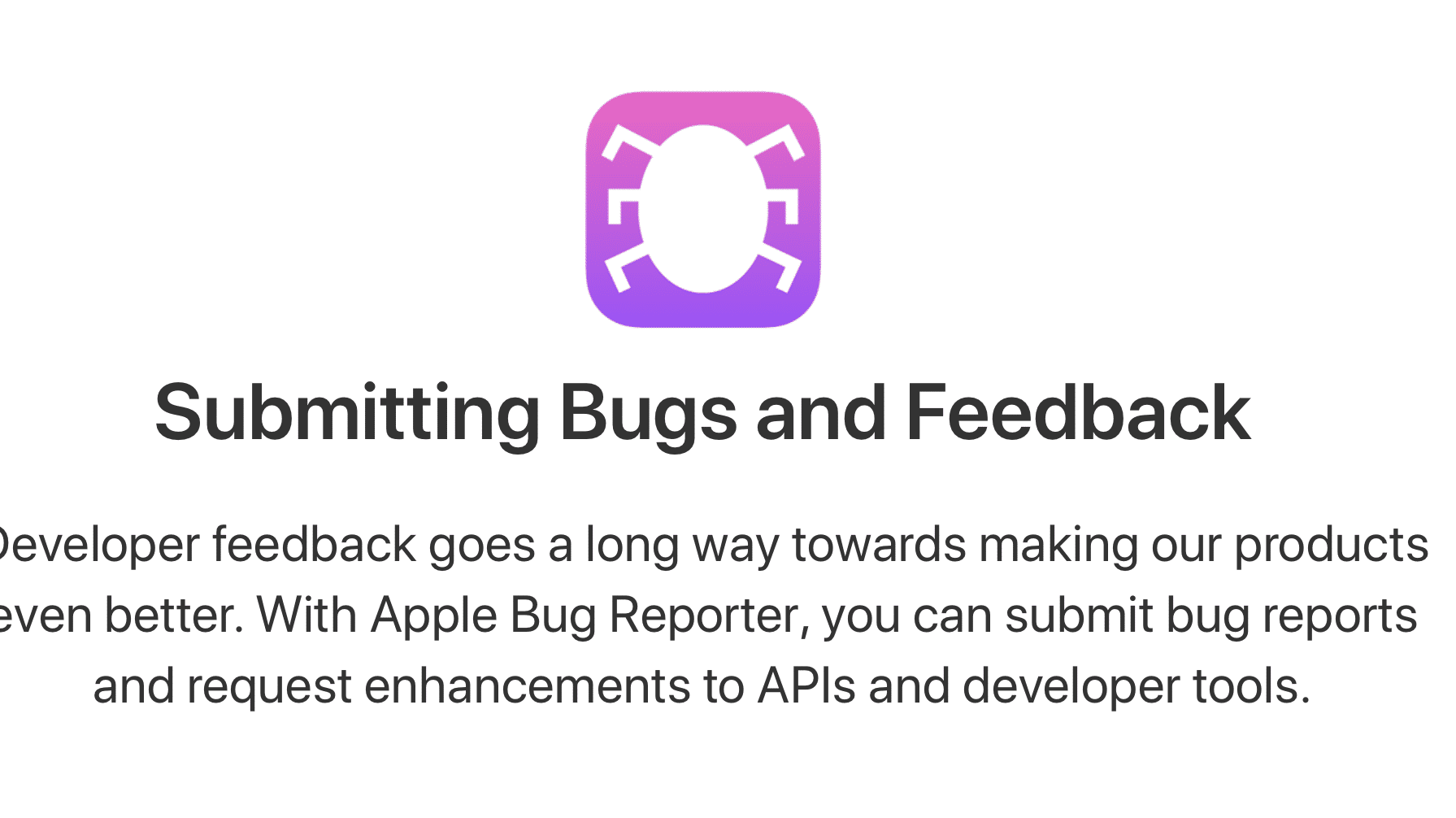 Apple: Mehr Datenschutz für Entwickler