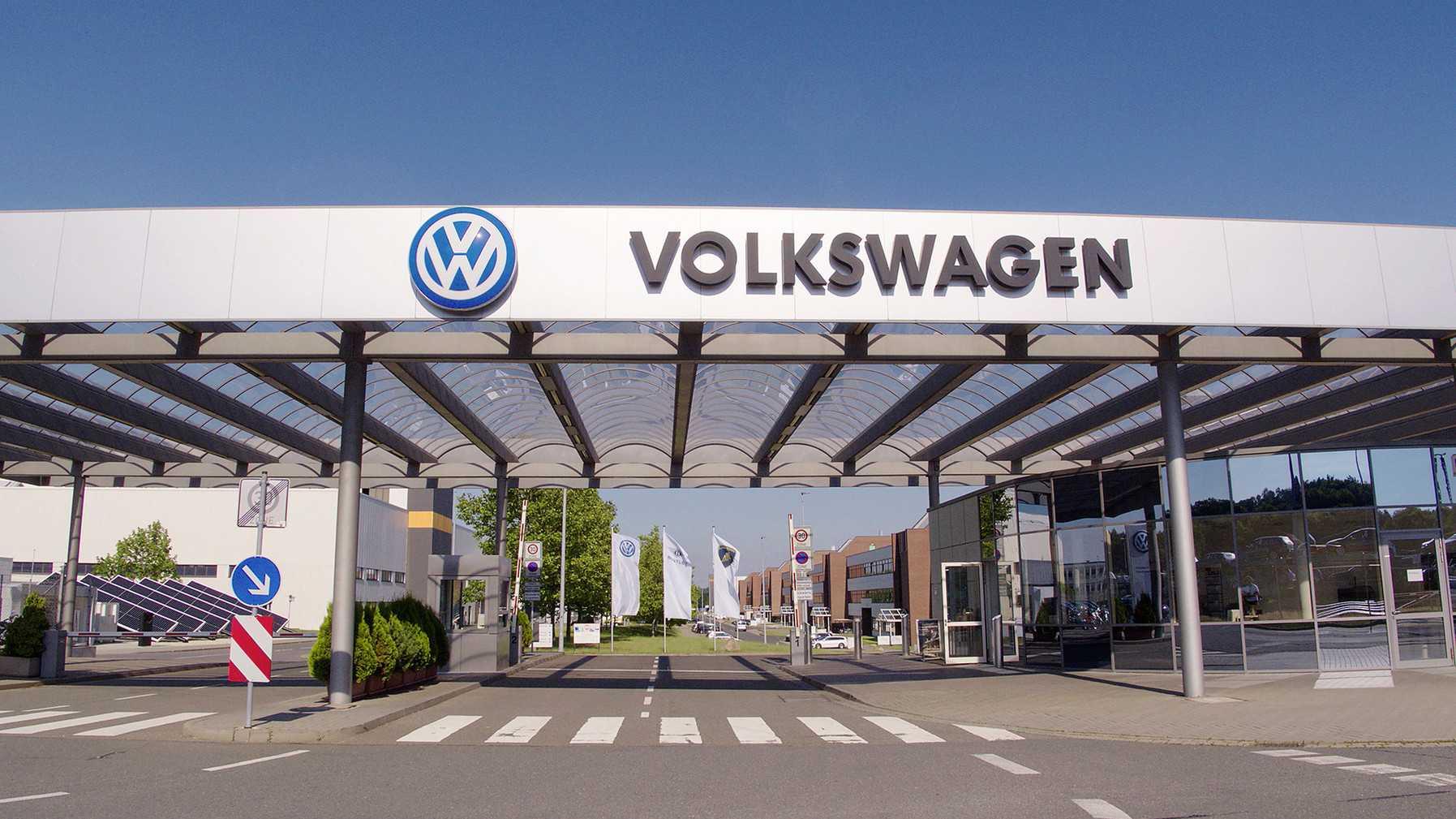 Elektroautos: Im VW-Werk Zwickau sollen jährlich 330.000 E-Autos vom Band rollen