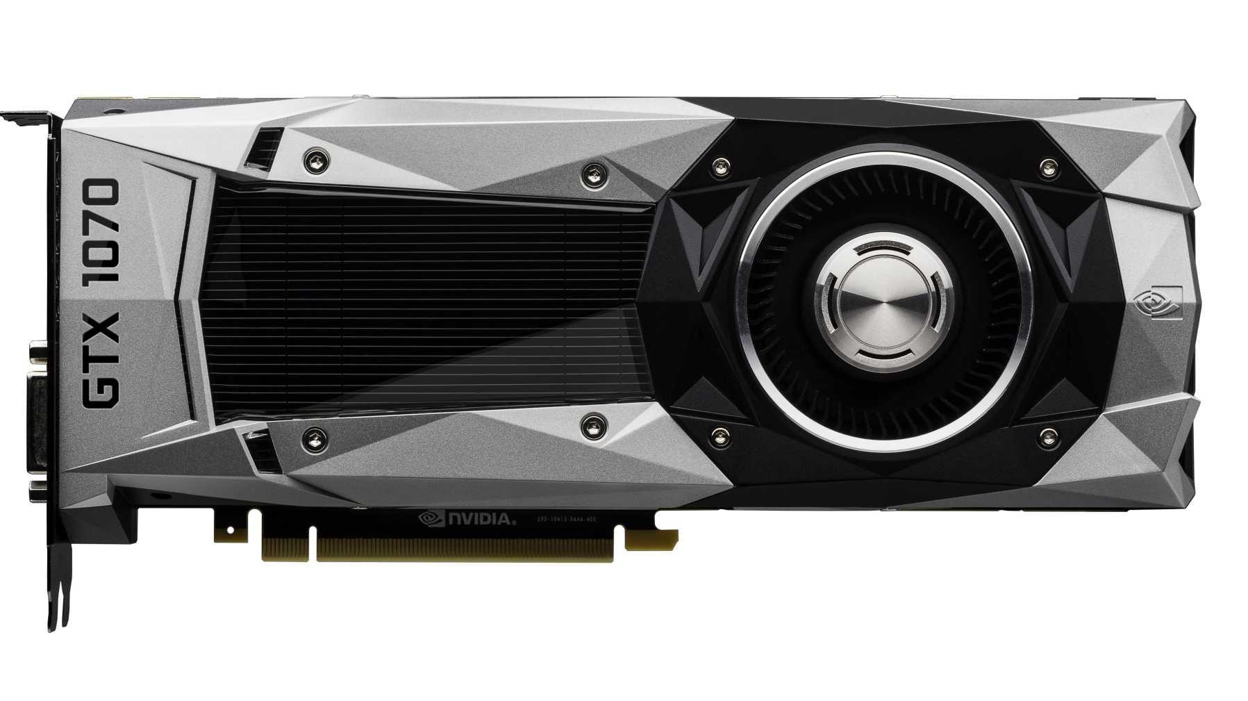 GeForce GTX 1070: Schnell, teuer und mit Hardware-DRM