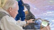 Senioren radeln virtuell per Street View