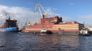 Ein schwimmendes Kernkraftwerk für Sibirien