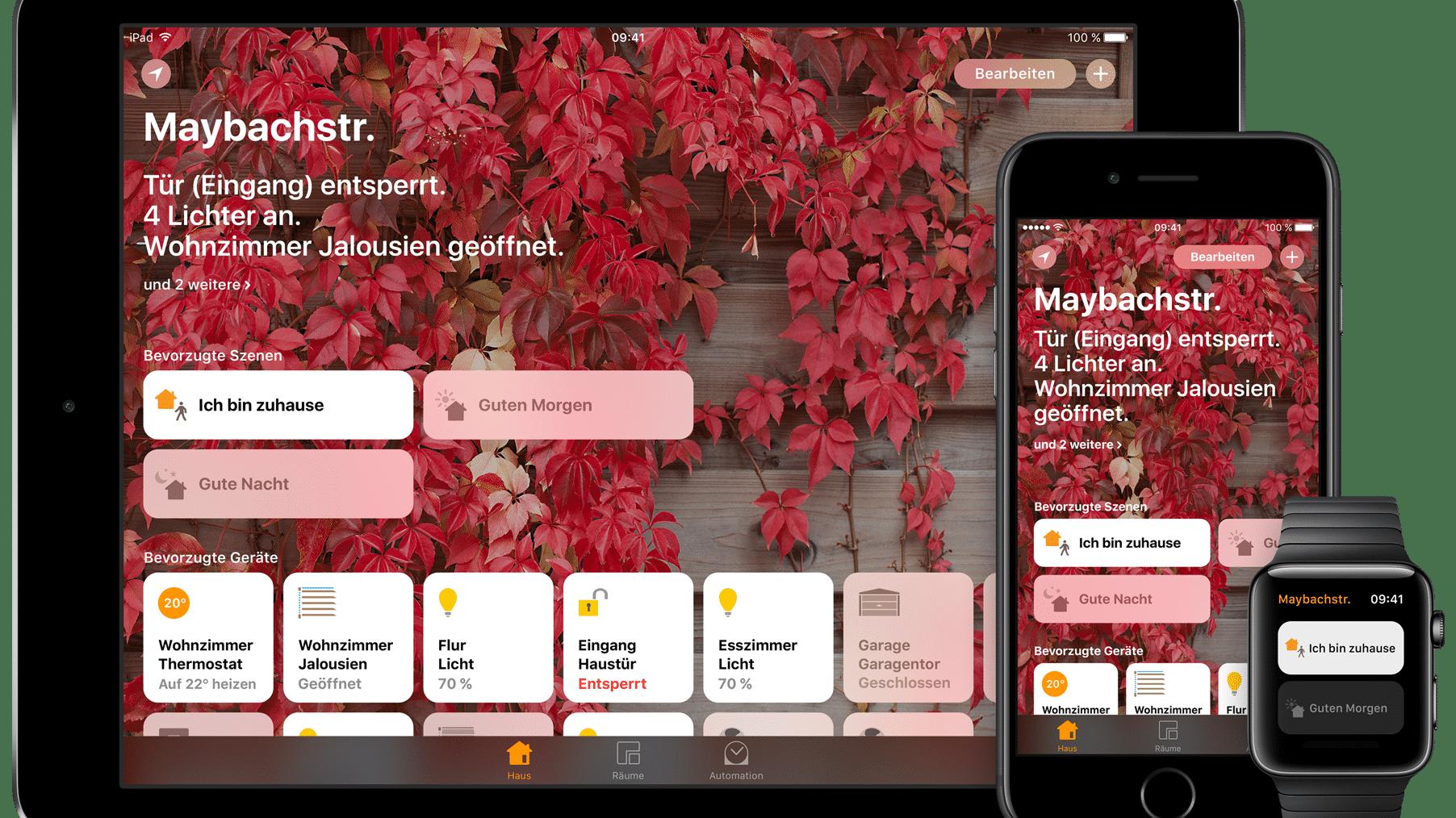 HomeKit: Demostationen sollen Apples Heimvernetzungsstandard bekannter machen