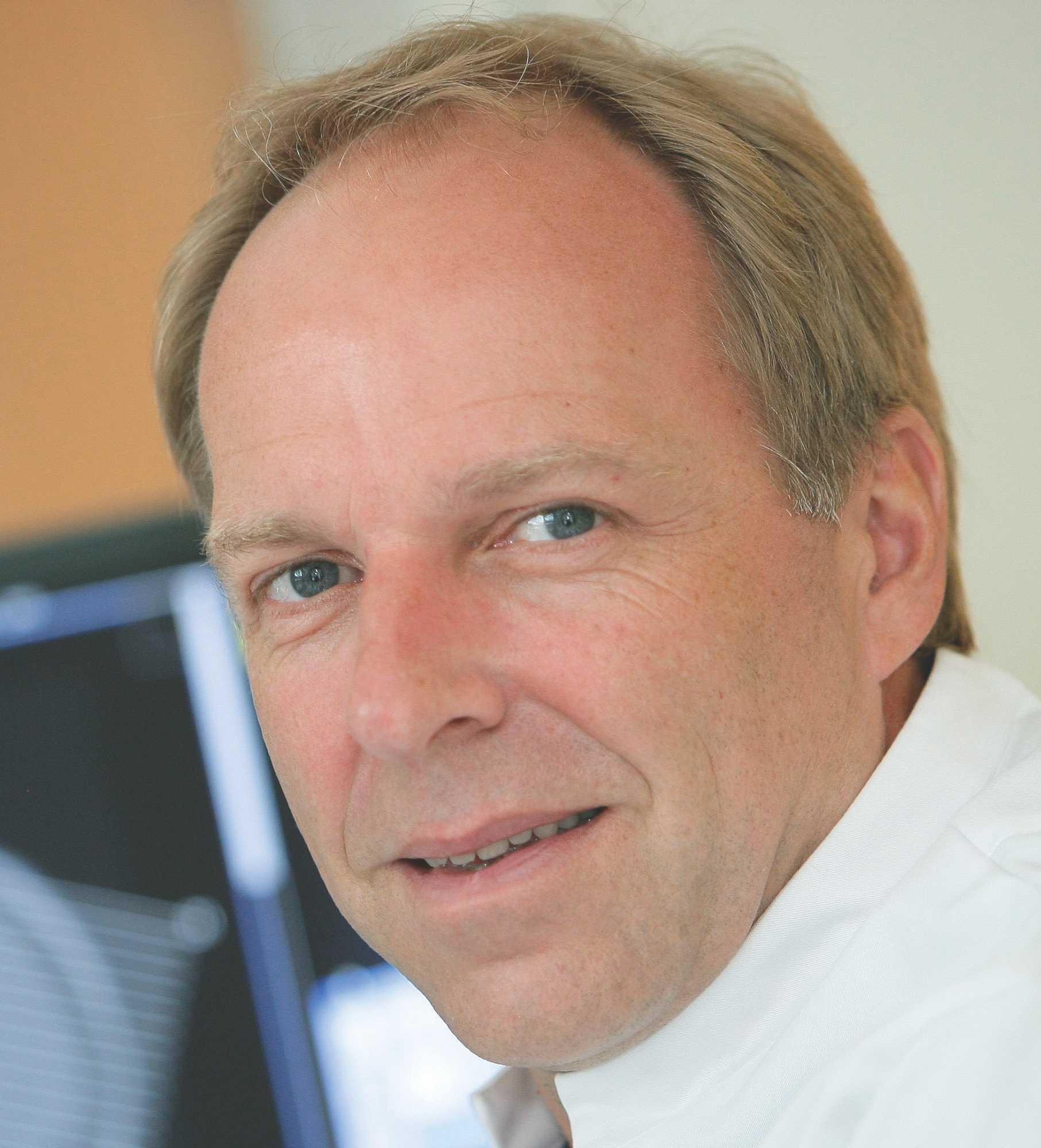 Michael Forsting sieht amerikanische Konzerne im Wettlauf um klinische Patientendaten.