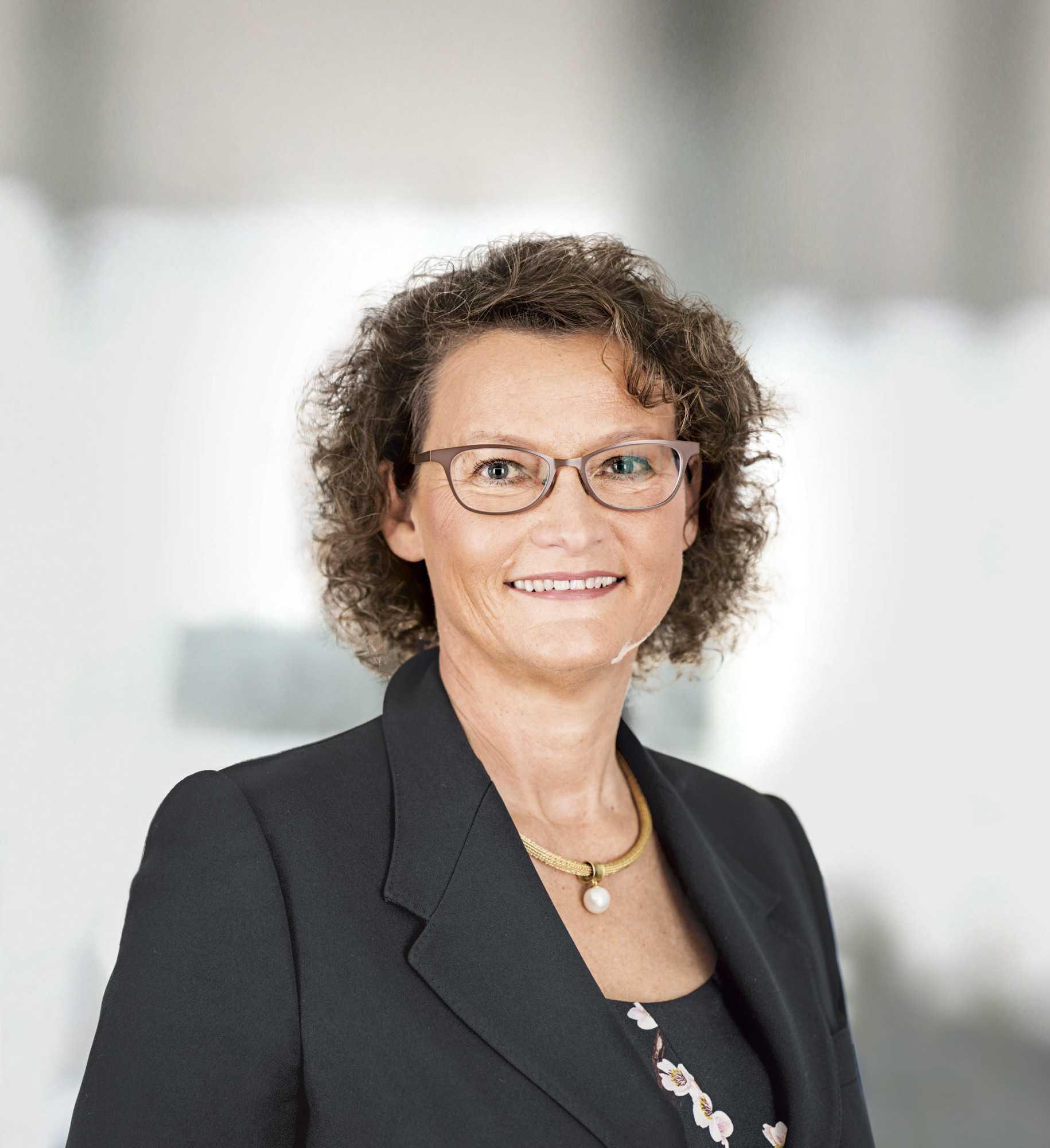 """TUI-Personalvorstand Elke Eller: Entscheidend bei digitalen Umwälzungen ist, """"dass neue Tätigkeiten daraus entstehen""""."""
