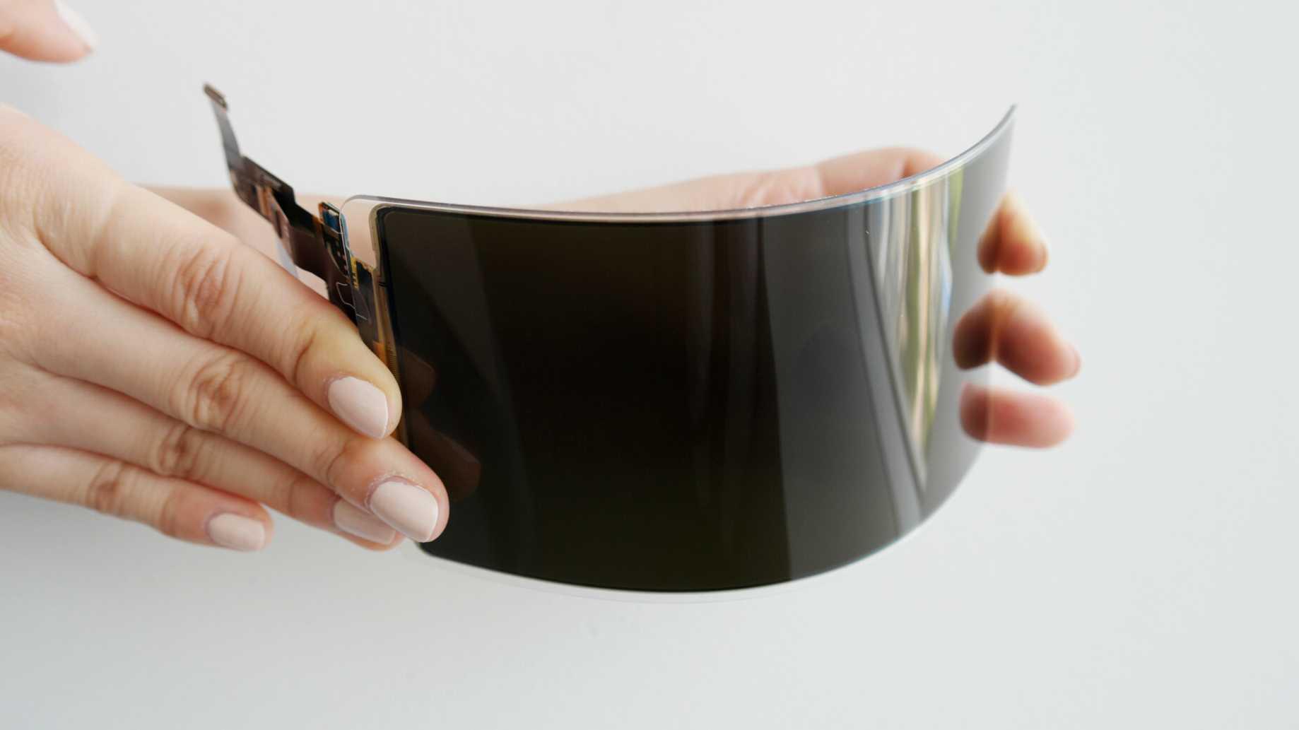 Samsung: Biegsames und unzerbrechliches Display soll kommen