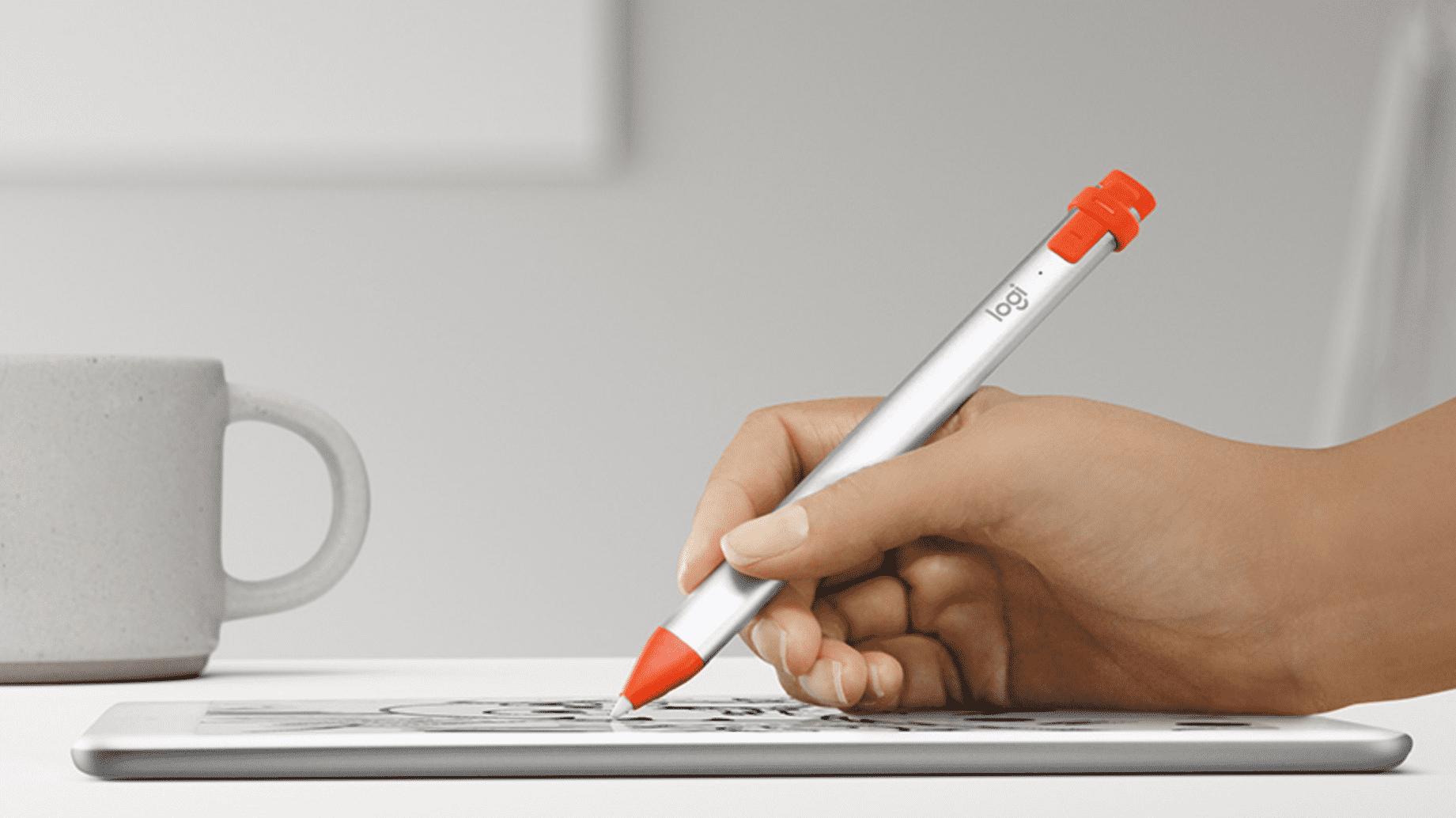 iPad Pro reicht Support für Pencil-Alternative Crayon nach
