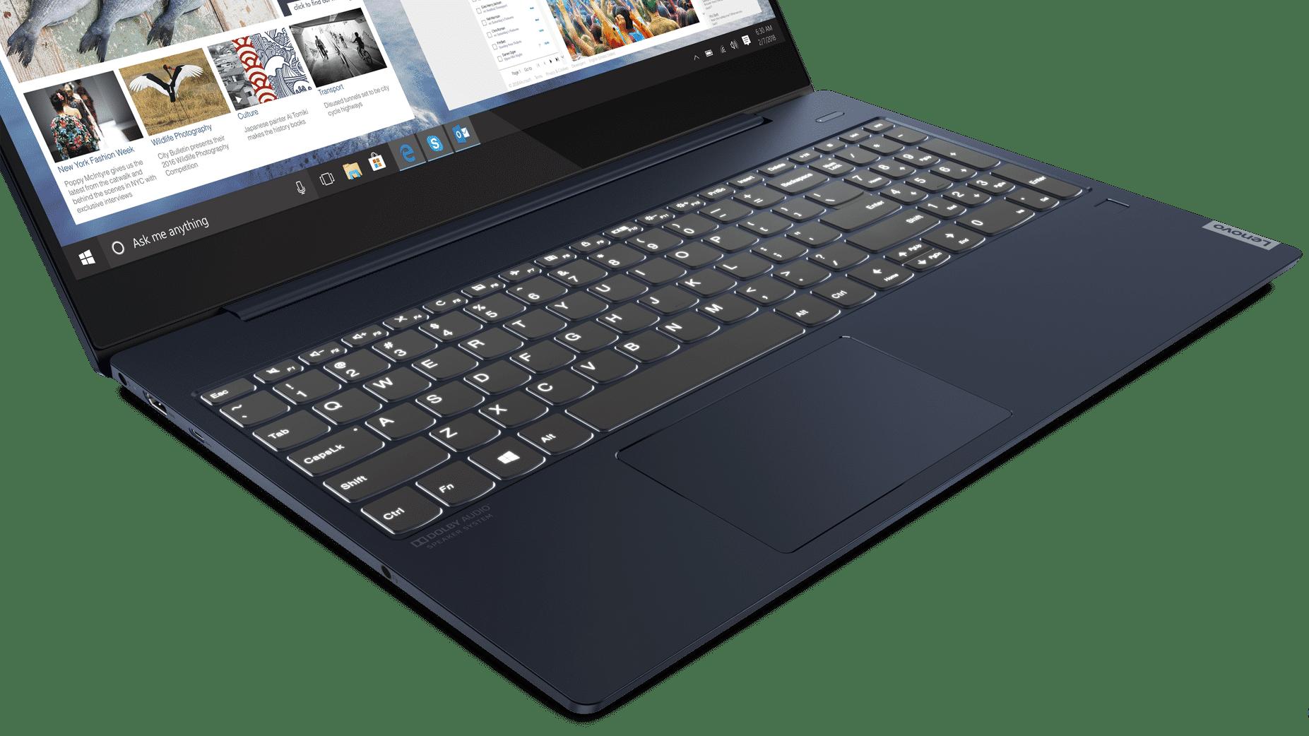 IdeaPad-Notebooks mit AMD- oder Intel-Prozessoren