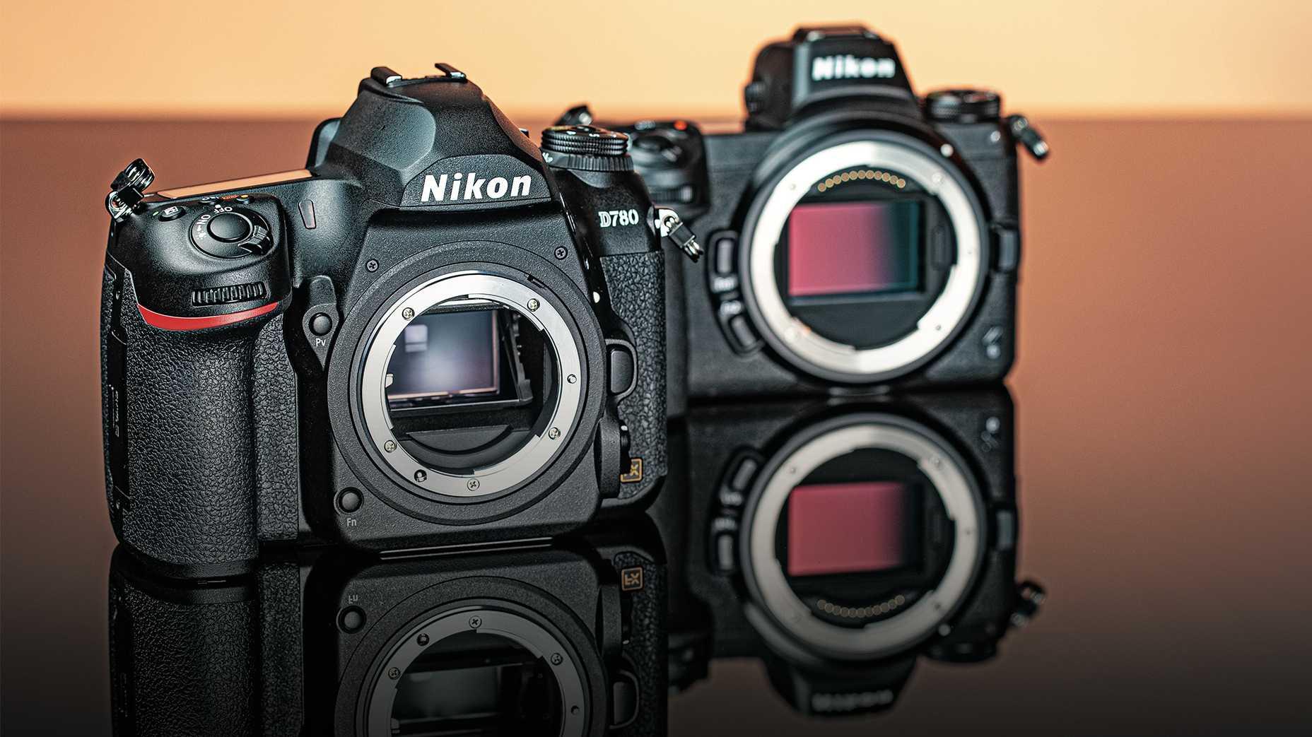 Spiegelreflexkamera Nikon D780 im Test