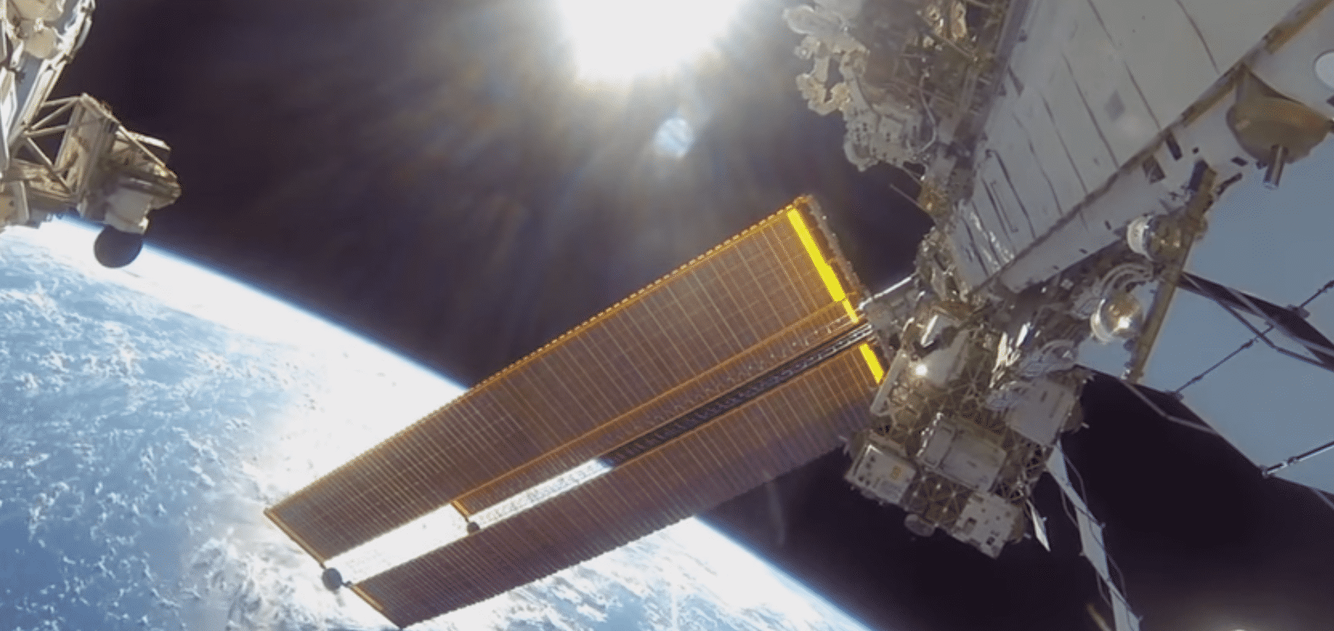 Google Street View ISS
