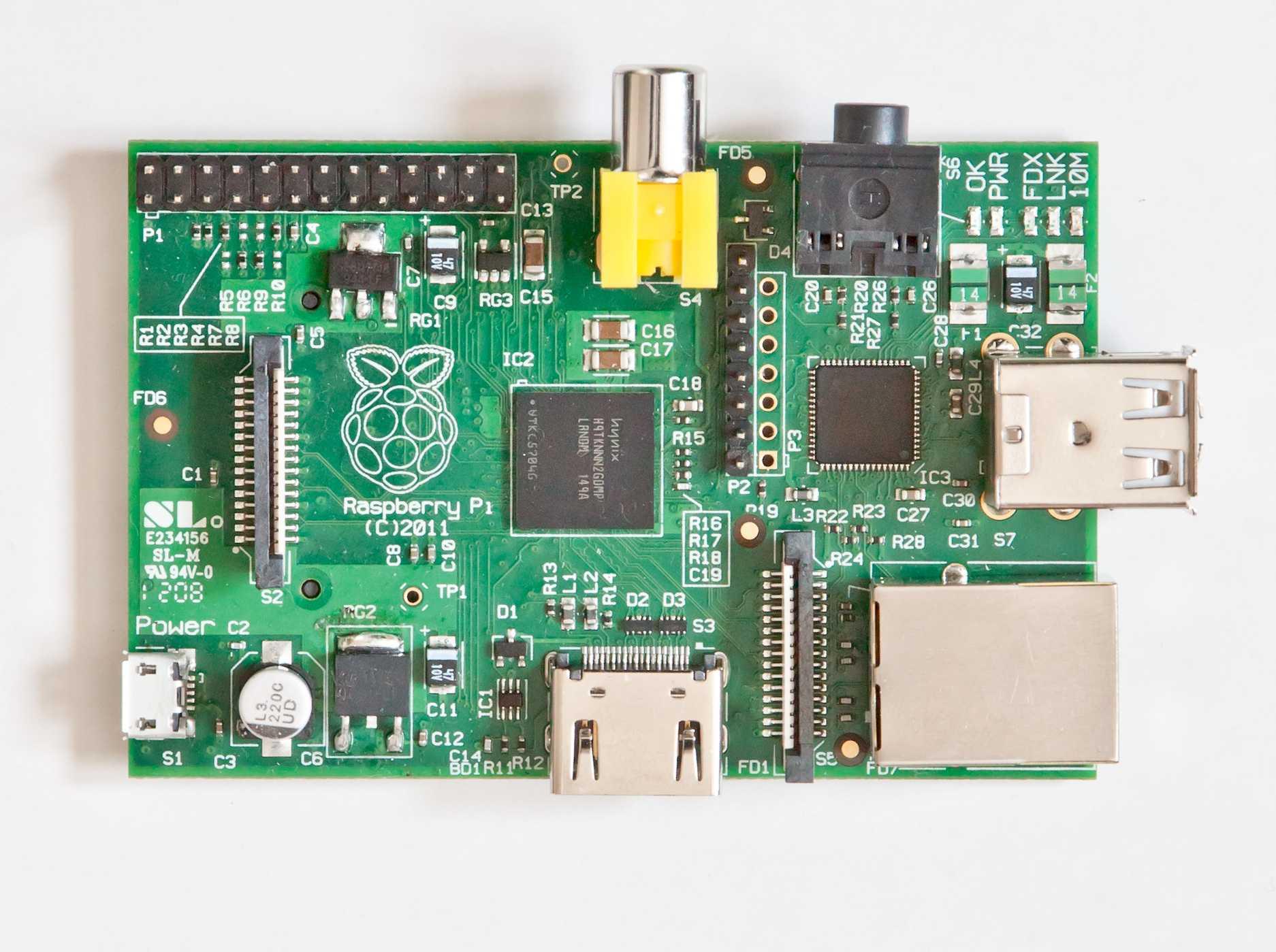 5 Jahre Raspberry Pi: Wie ein Platinchen die Welt eroberte