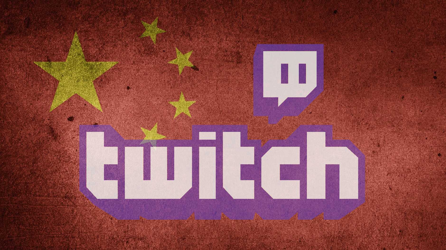 Twitch in China nicht mehr erreichbar