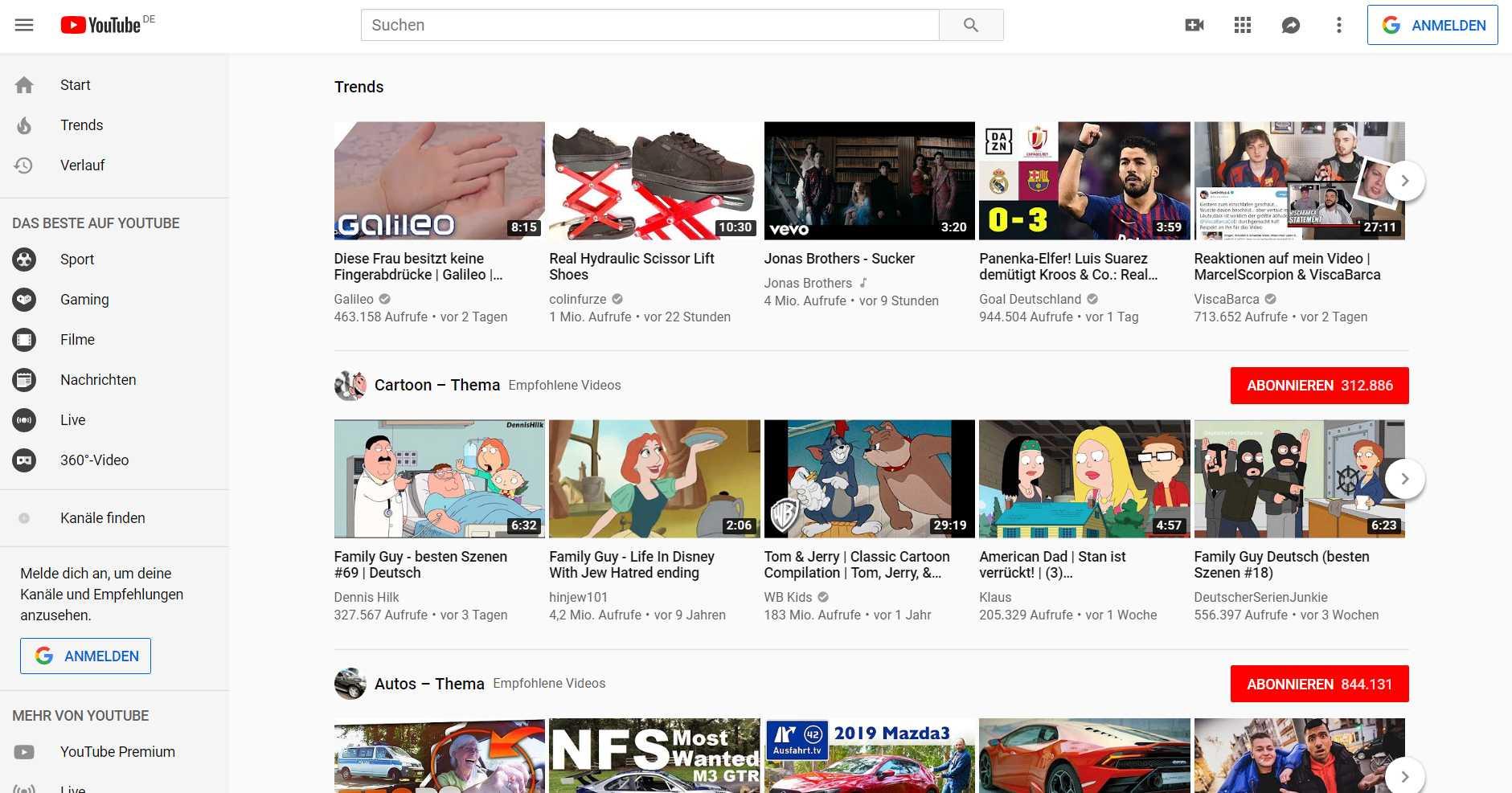 Google geht verstärkt gegen sexualisierte Kindervideos auf YouTube vor.