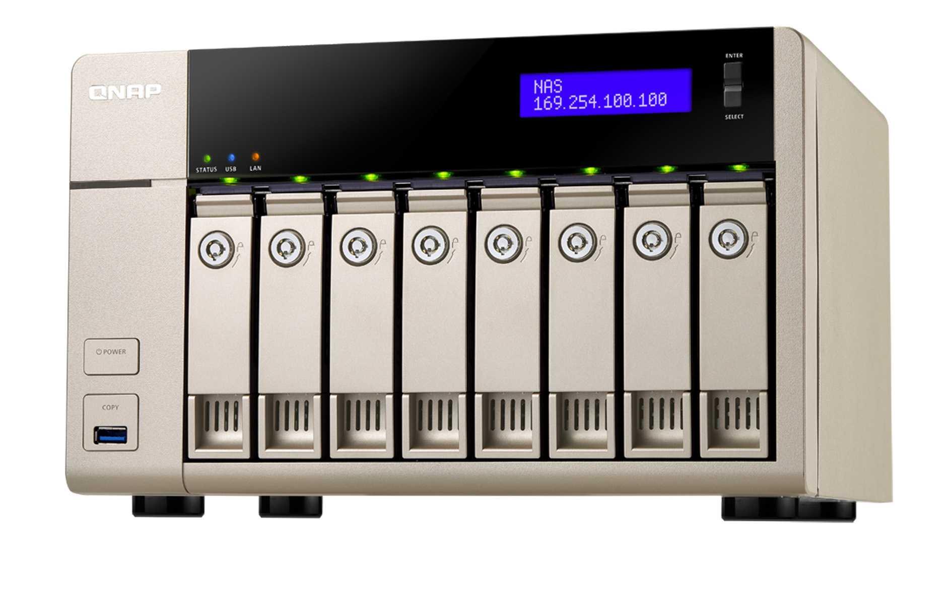 Zwei Nas Serien Von Qnap Mit Virtualisierung Heise Online Tvs 471 I3 4g Unterscheidet Zwischen X86 Netzwerkspeicher Optisch Anhand Der Gehusefarbe Amd Gerte Sind In Beige Gehalten Intel Modelle Prsentieren Sich