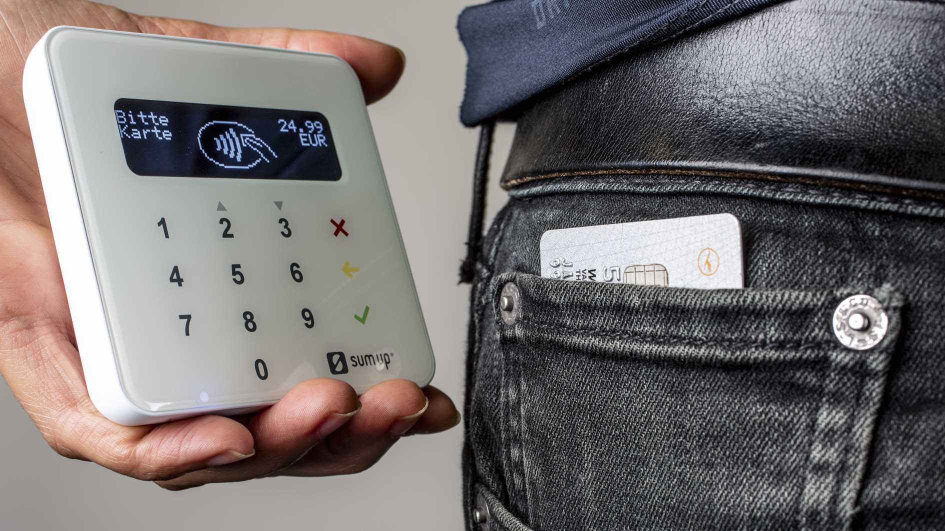 Mit 29-Euro-Zahlterminal: So leicht kann man Kontaktlos-Karten abfischen