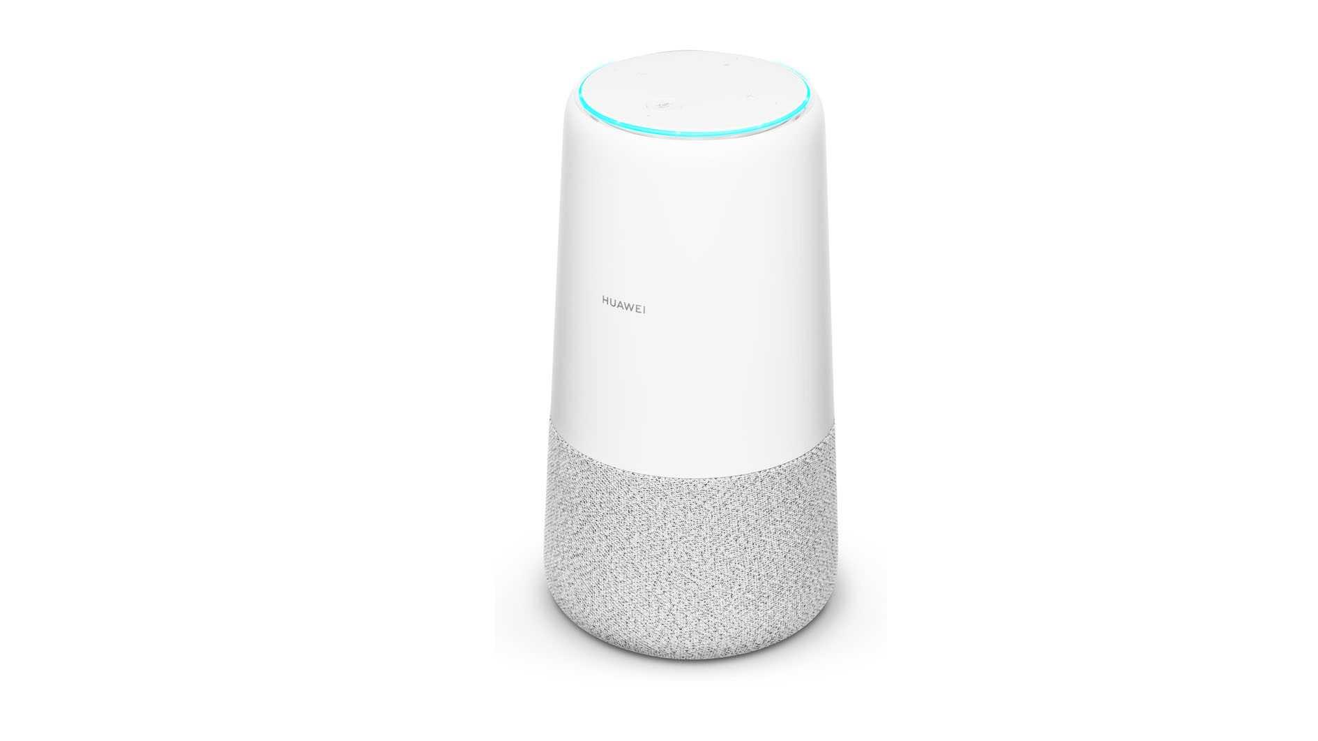 AI Cube: Huawei verbindet Smart Speaker mit WLAN-Router