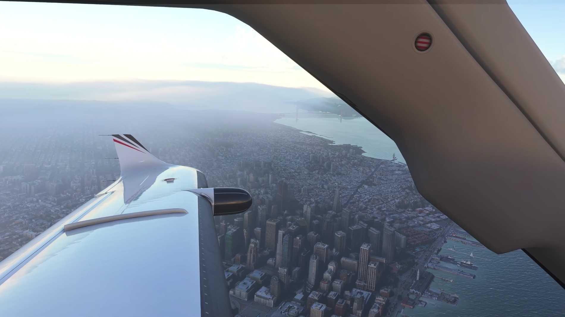 Microsoft Flight Simulator 2020: Nahezu fotorealistische Grafik dank HDR und KI