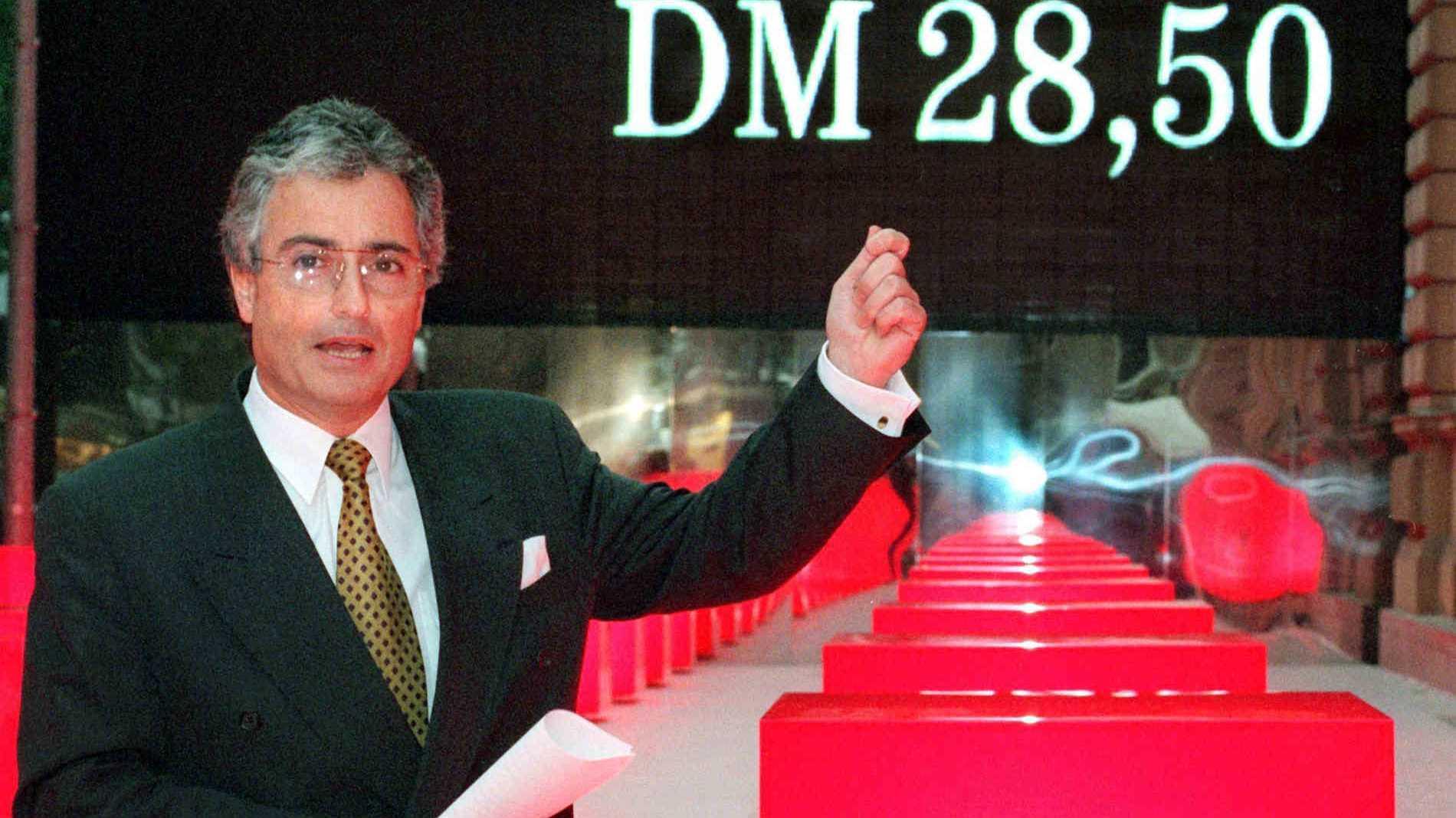 Ron Sommer wird 70 – Einstiger Telekom-Chef ist besorgt über Europa