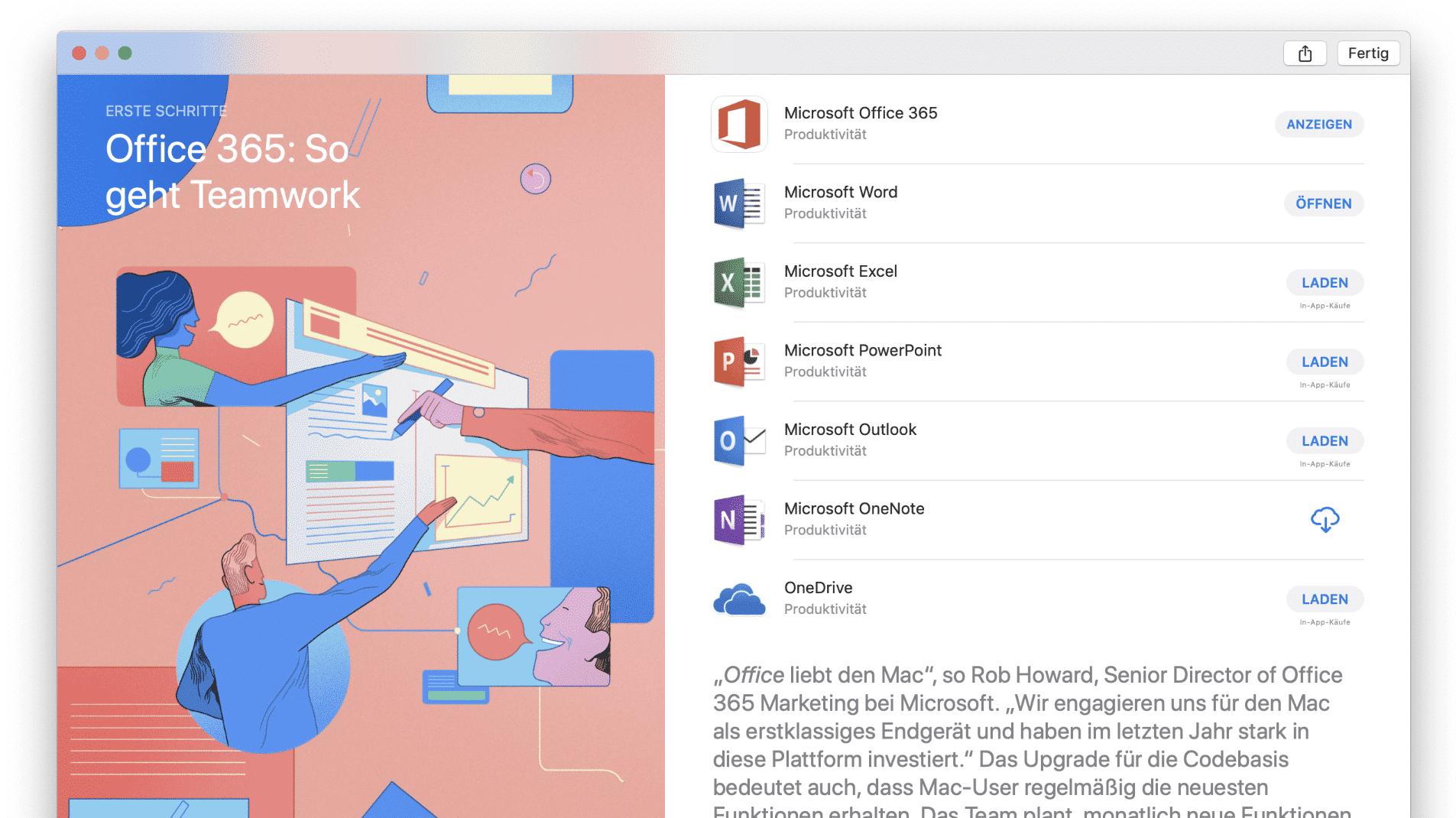 Schadcode per Word-Datei: Microsoft flickt Office für Mac