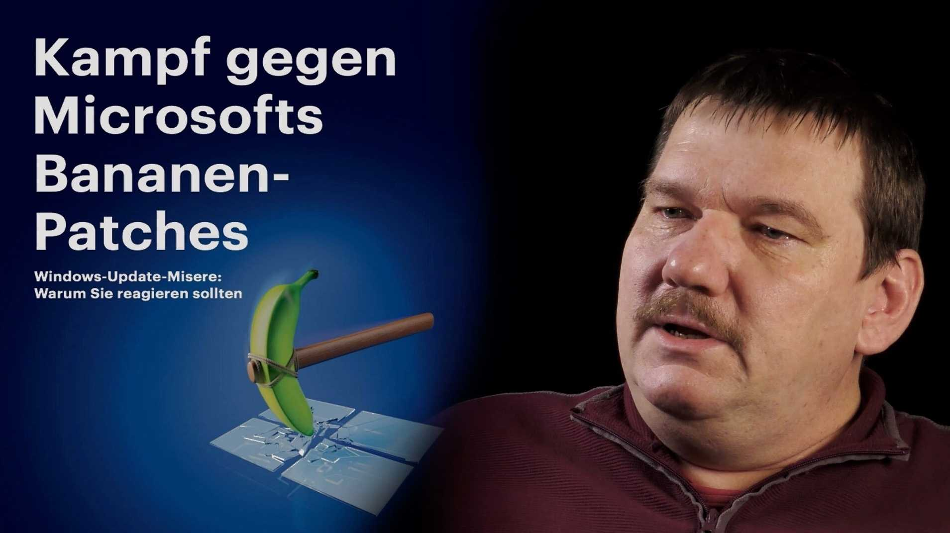 nachgehakt: Windows-Update-Misere