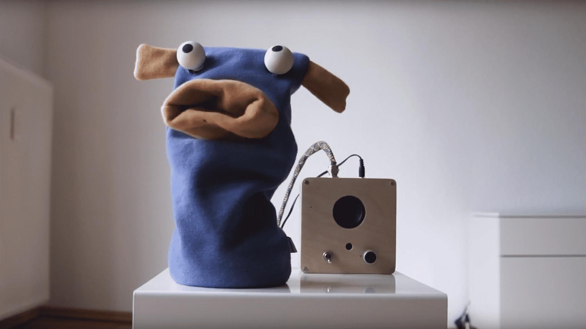Tanzmaschine: Odroid-Roboter Rose tanzt zu Hause mit