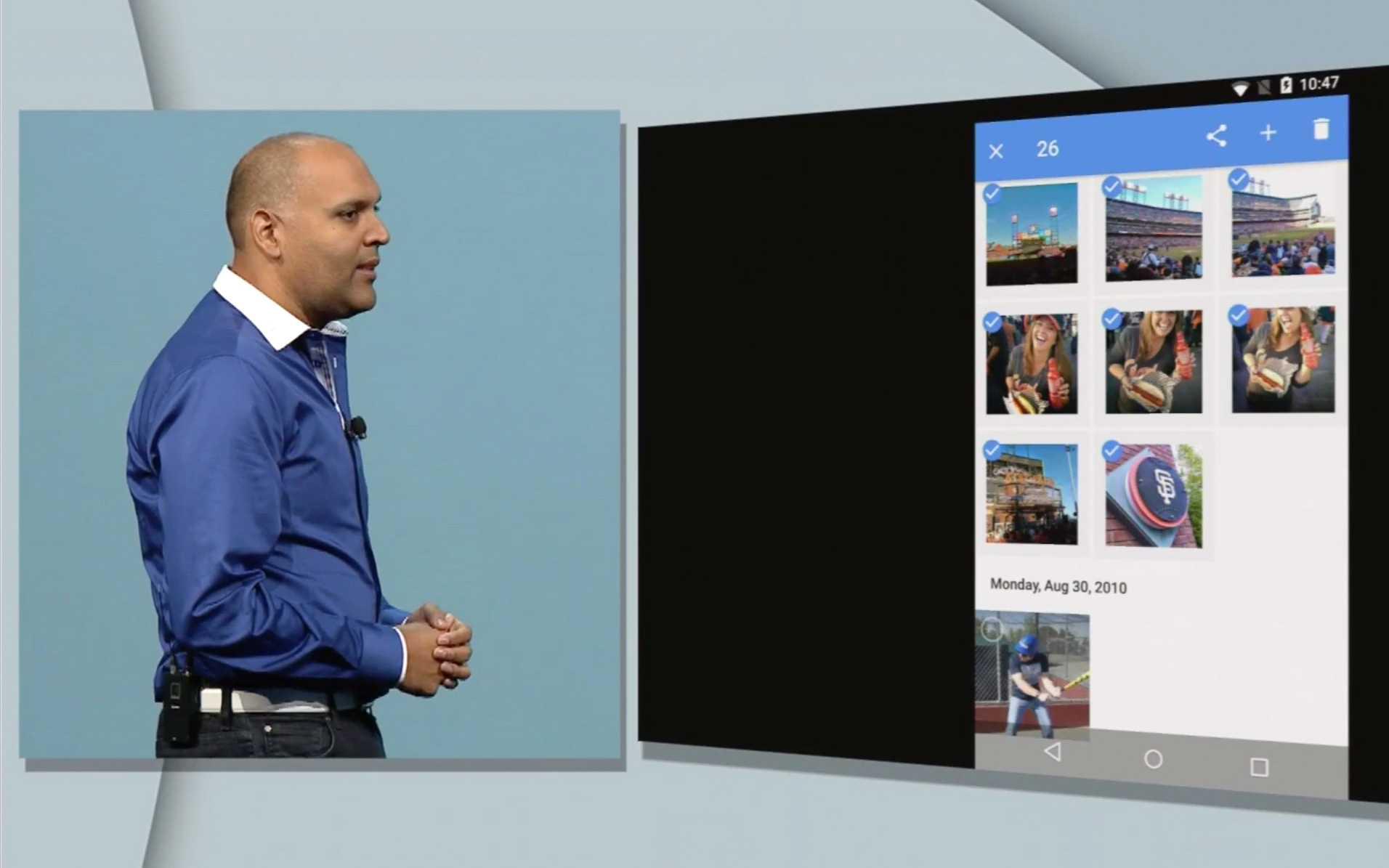 Google Photo verbessert das Markieren, Sharen, Wiederfinden, Ansehen und Verwalten der Fotos. Man muss sie allerdings in der Google-Cloud speichern.