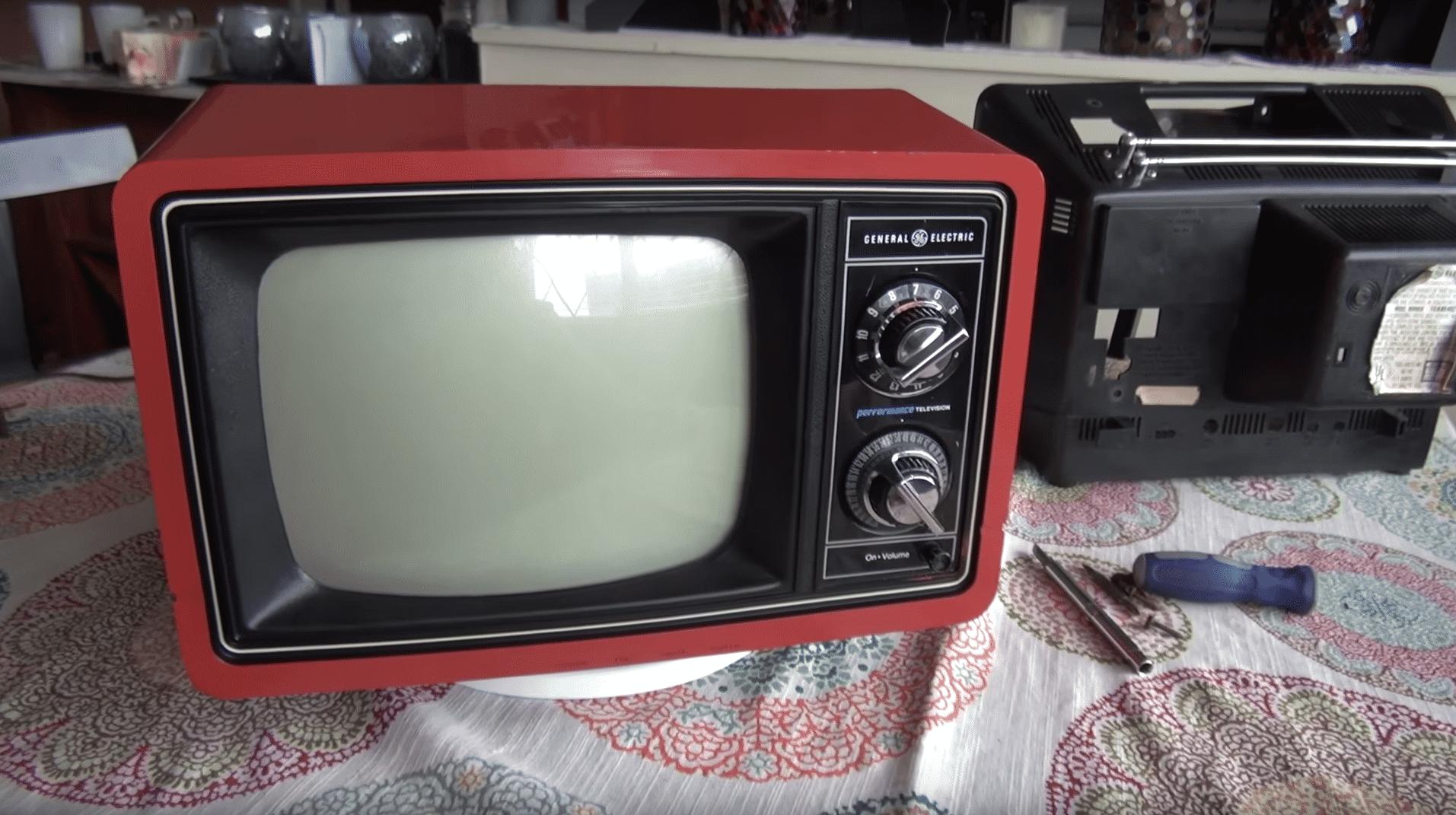 Fernseher 70er Jahre